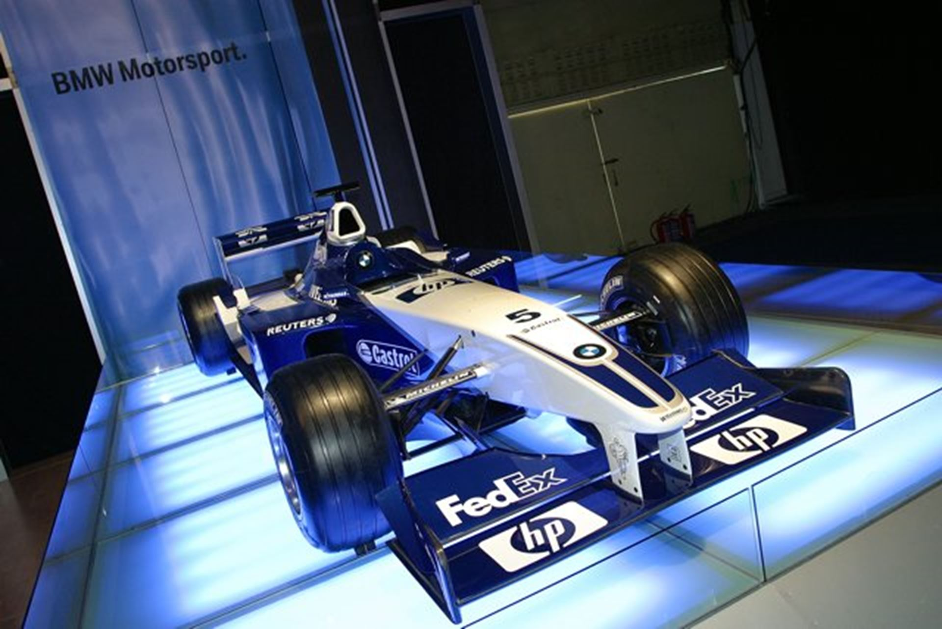 BMW Car Shows - Formula One