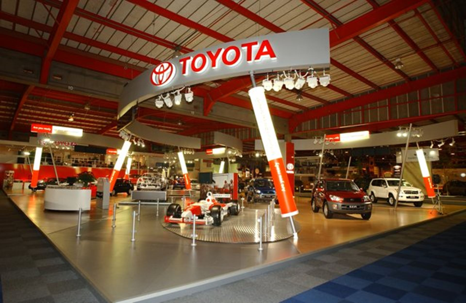 Toyota at Car Shows