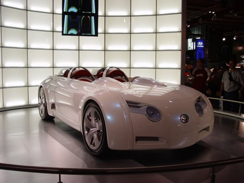 Concept Cars at Johannesburg Motor Show