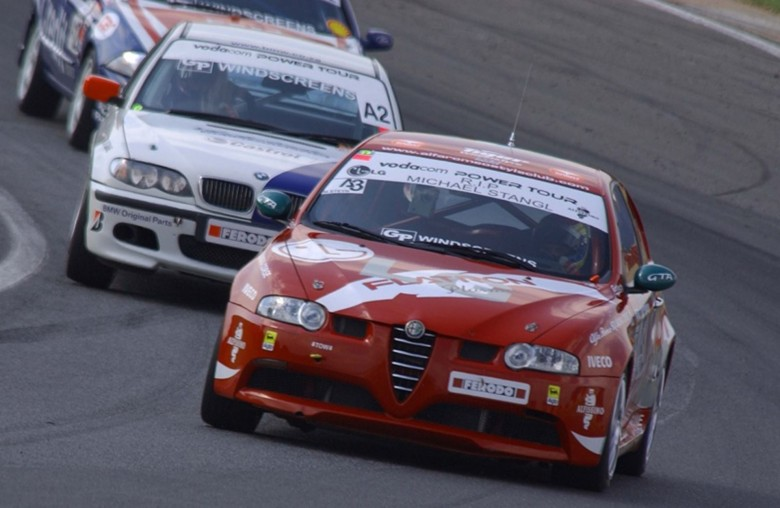 BMW Alfa Romeo Racing