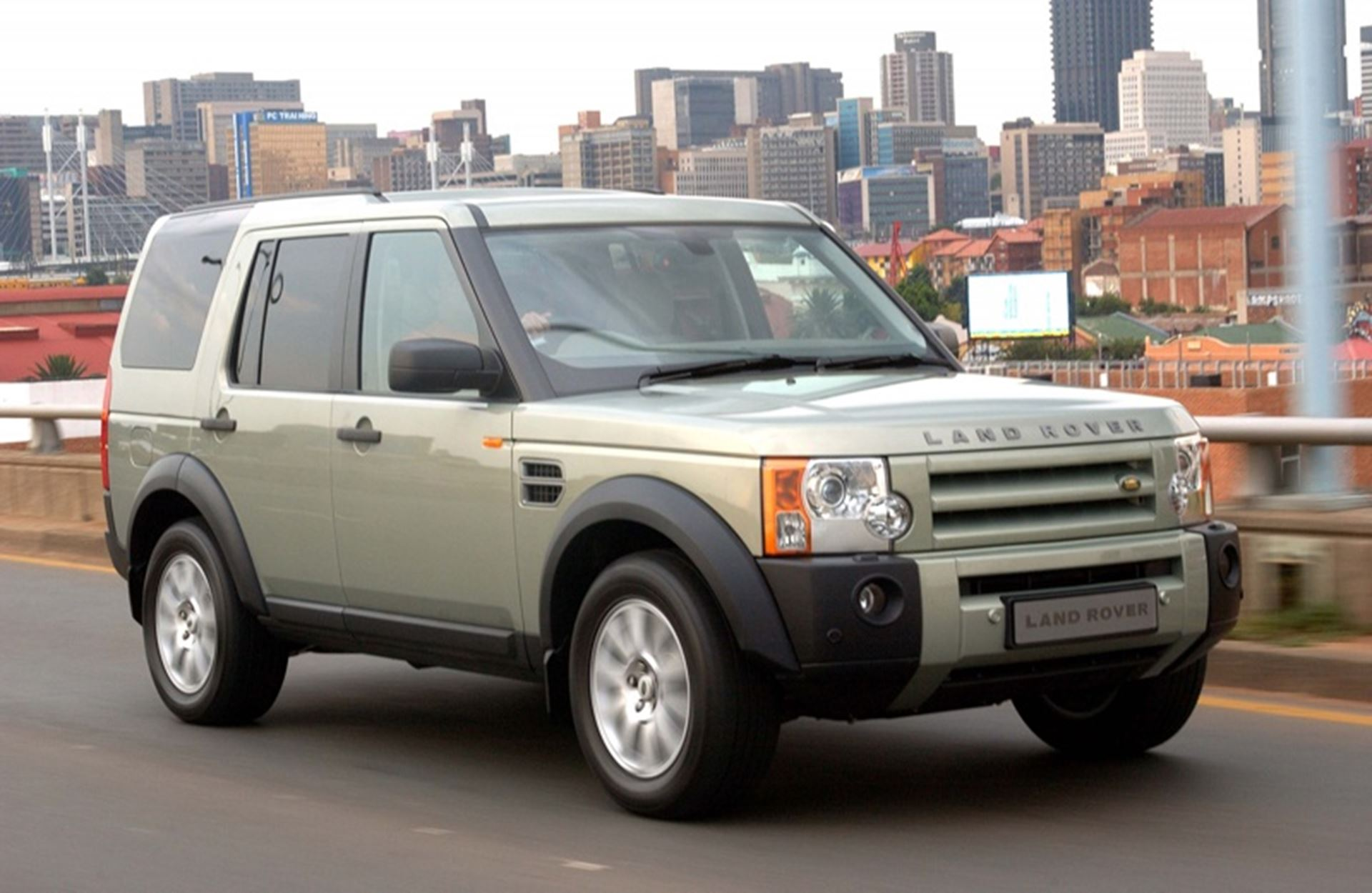 3d car shows the all new land rover discovery 3. Black Bedroom Furniture Sets. Home Design Ideas