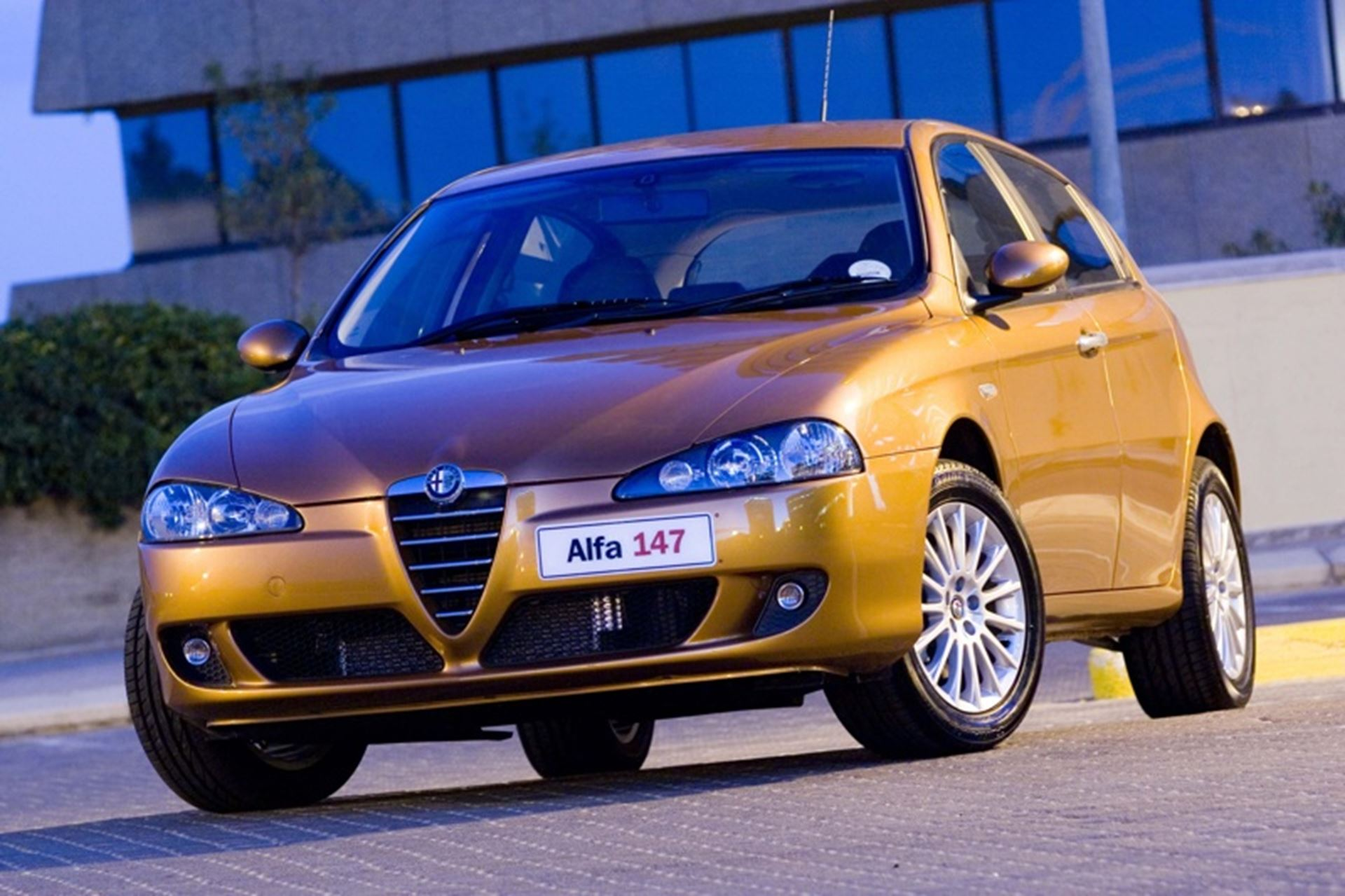 New Alfa Romeo 147 In South Africa