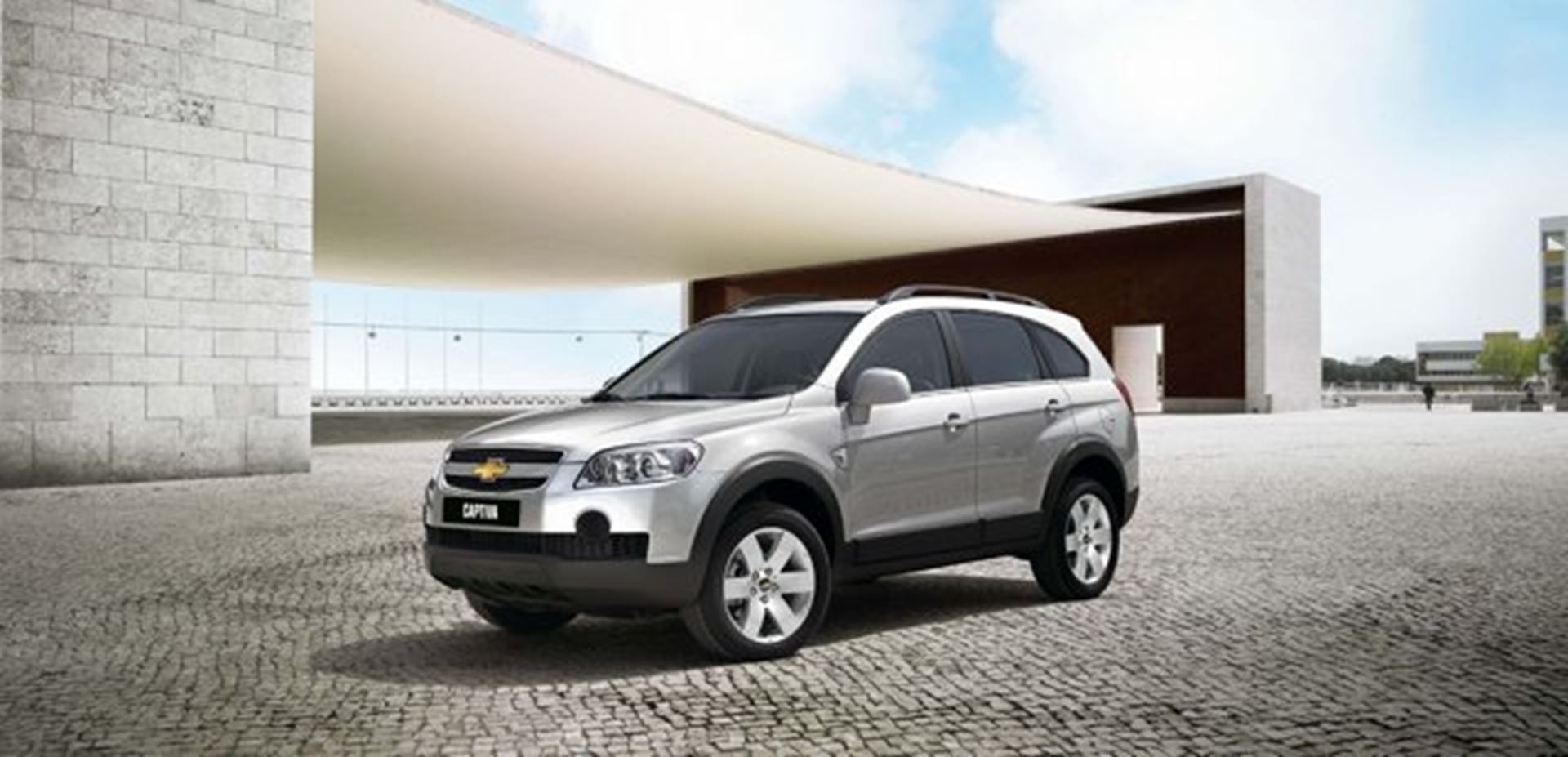 Chevrolet Captiva South Africa