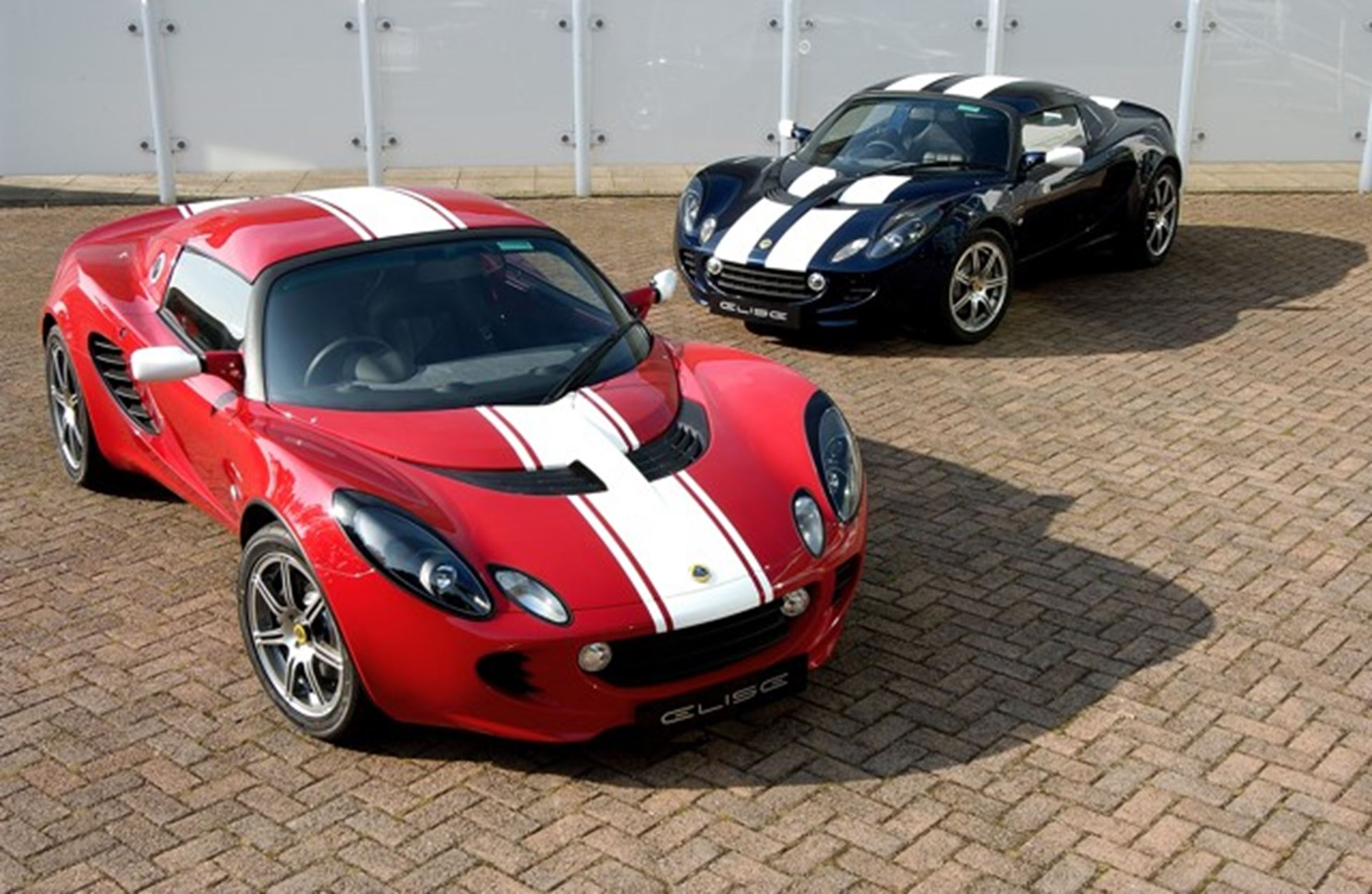 Lotus Elise South Africa Car Show