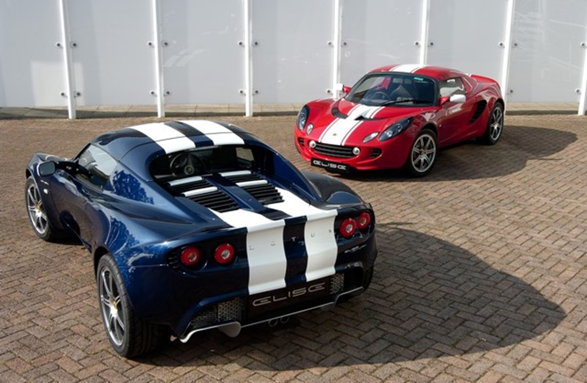 Lotus Elise South Africa Car Show1