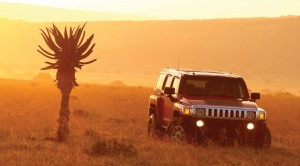 2006 HUMMER H3 in South Africa