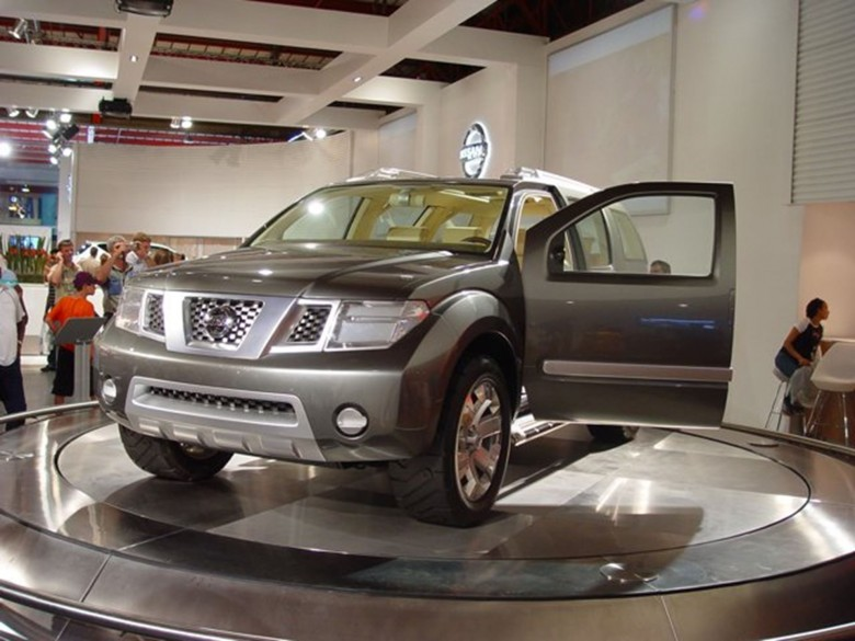Nissan Car Shows Auto Africa