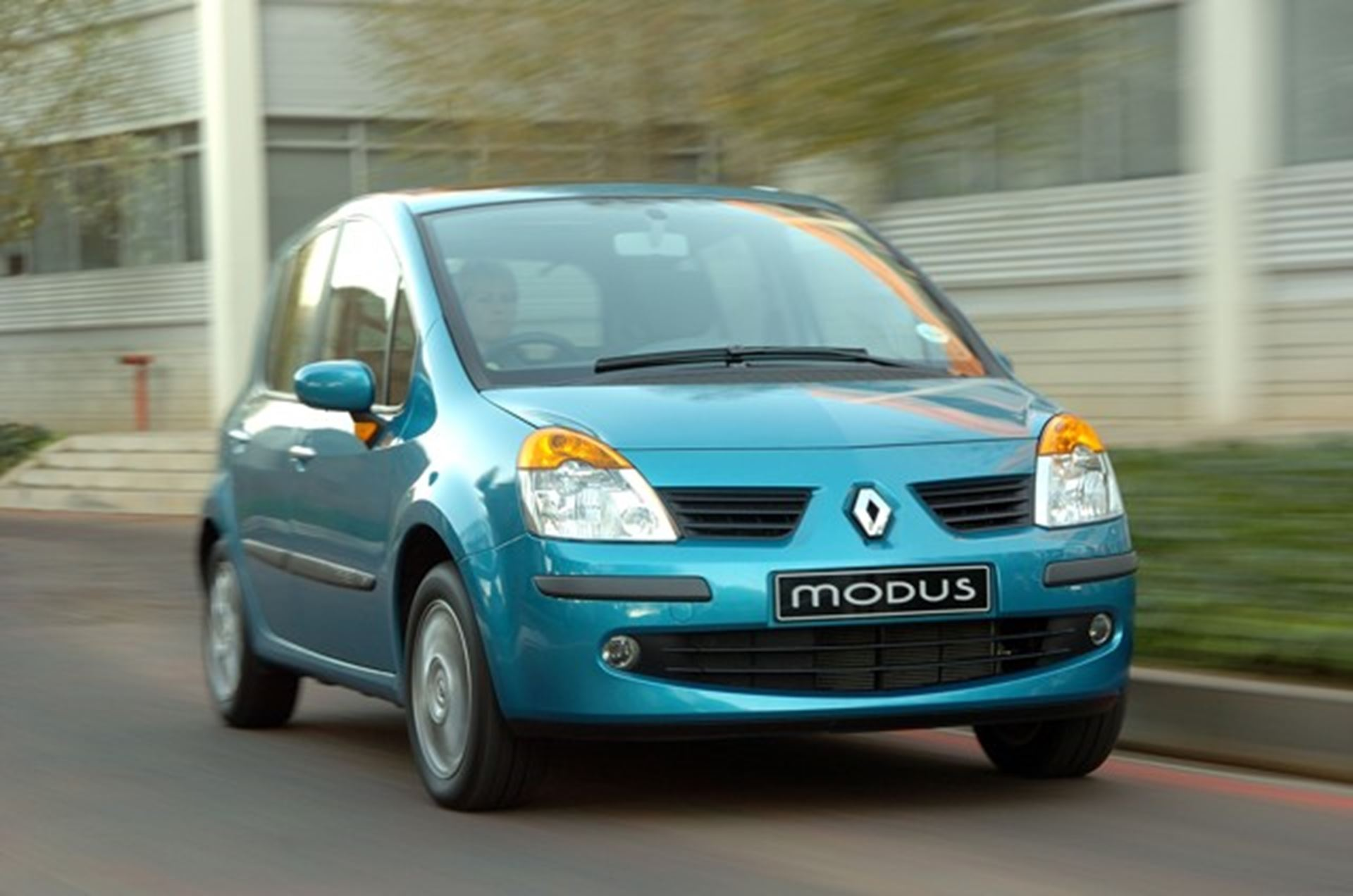 Renault Modus South Africa Auto Show4
