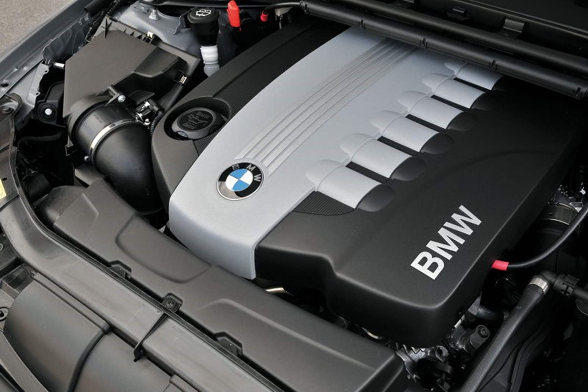 BMW Engine Motor Shows 2008