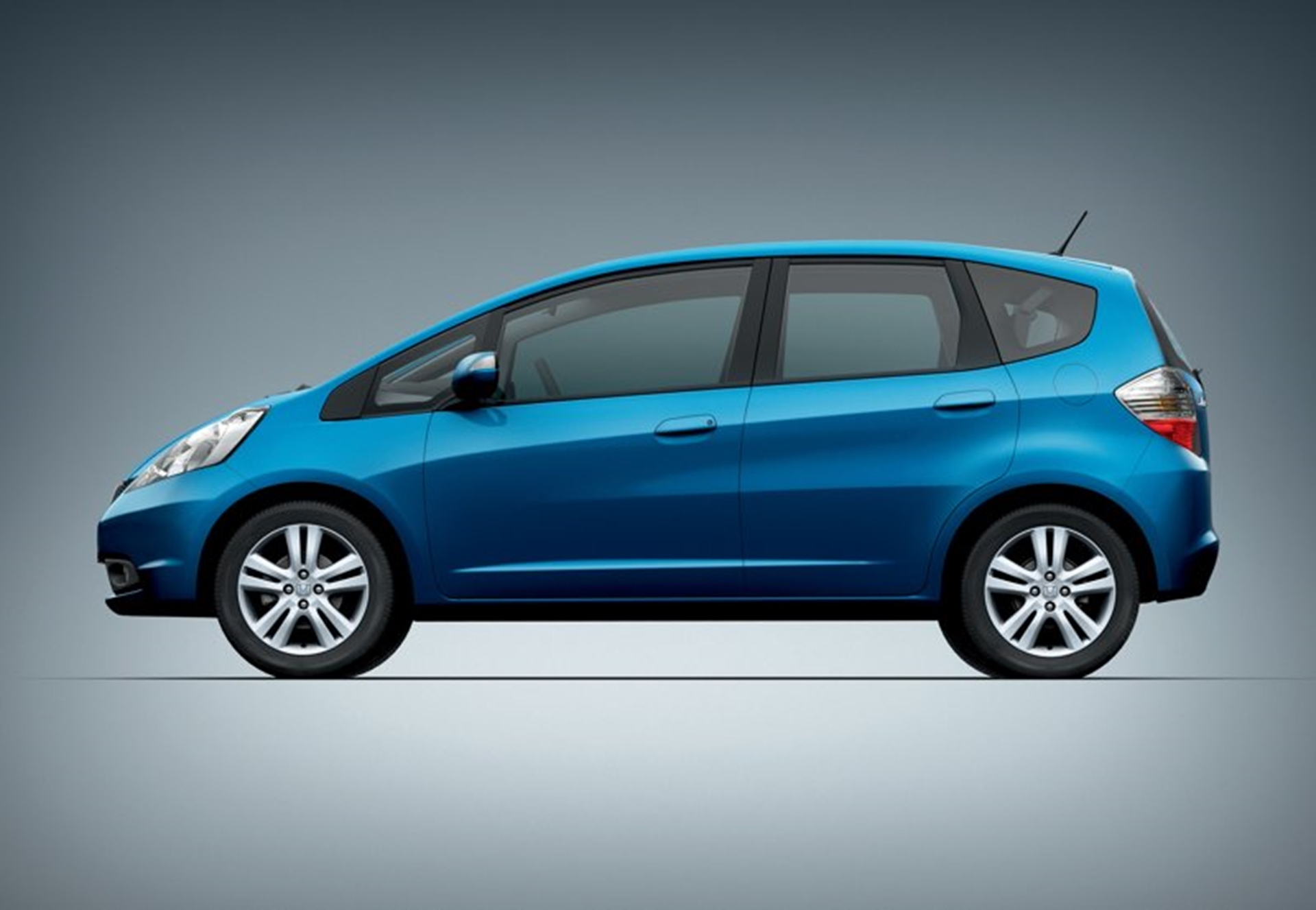 Honda Jazz Side View