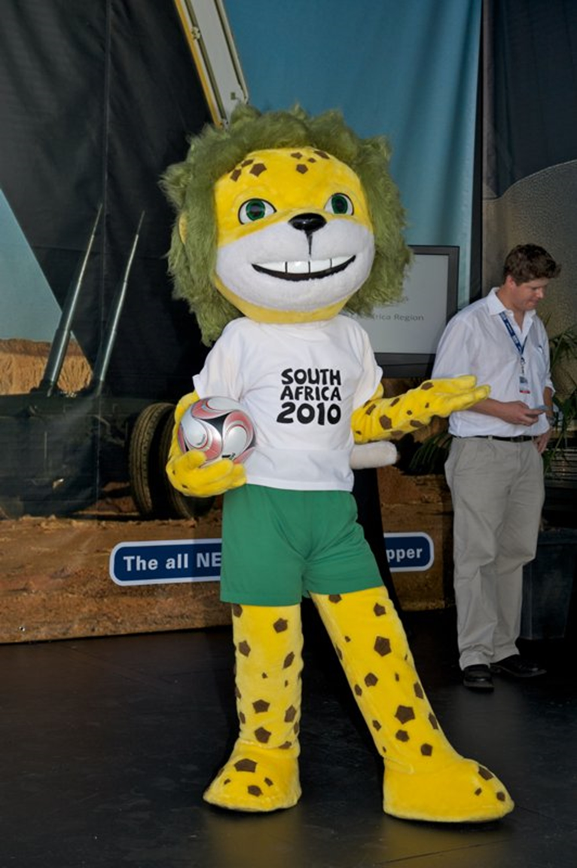 Hyundai World Cup Mascot