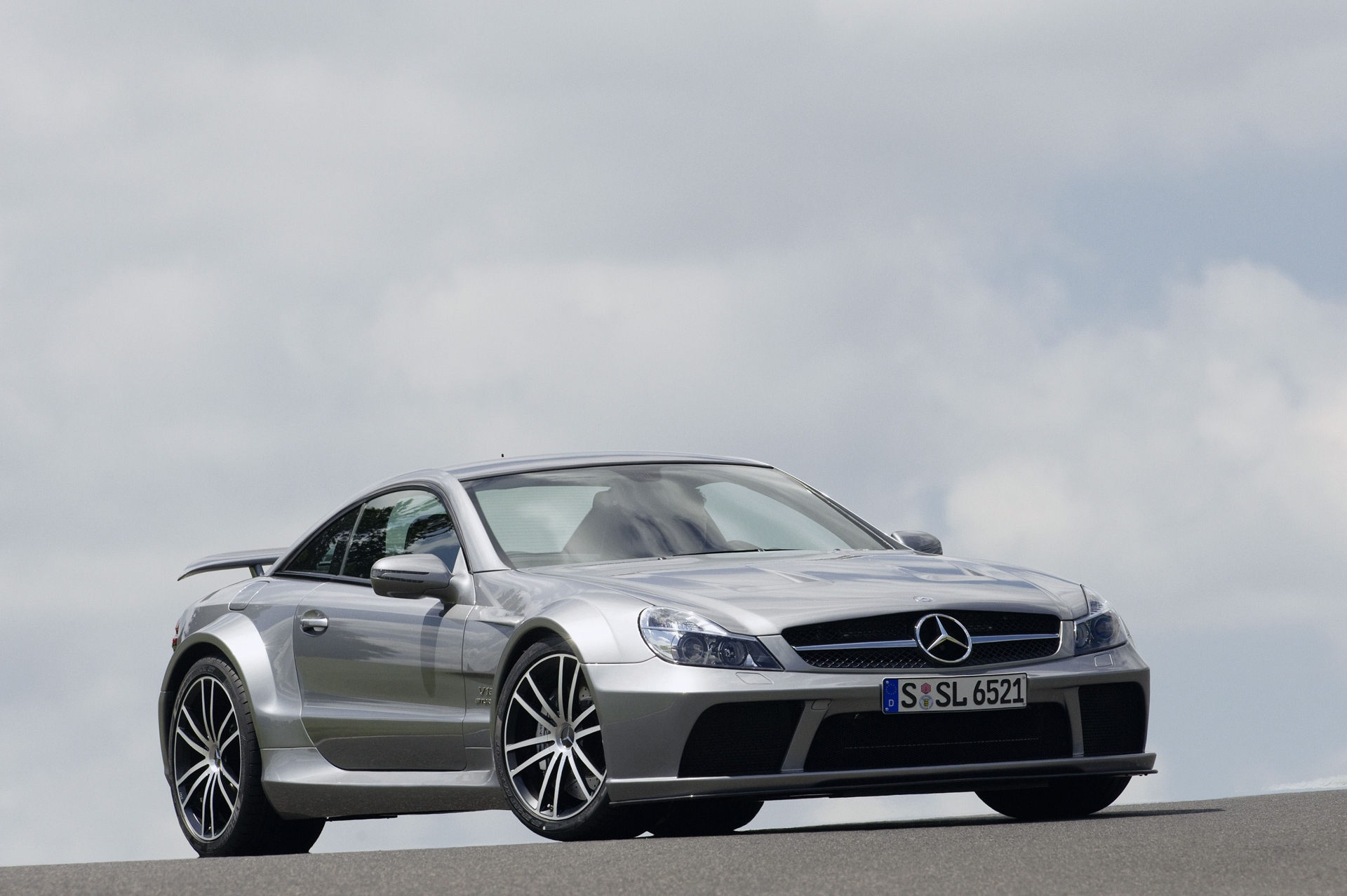 Mercedes-Benz SL 65 AMG Black Series 2008