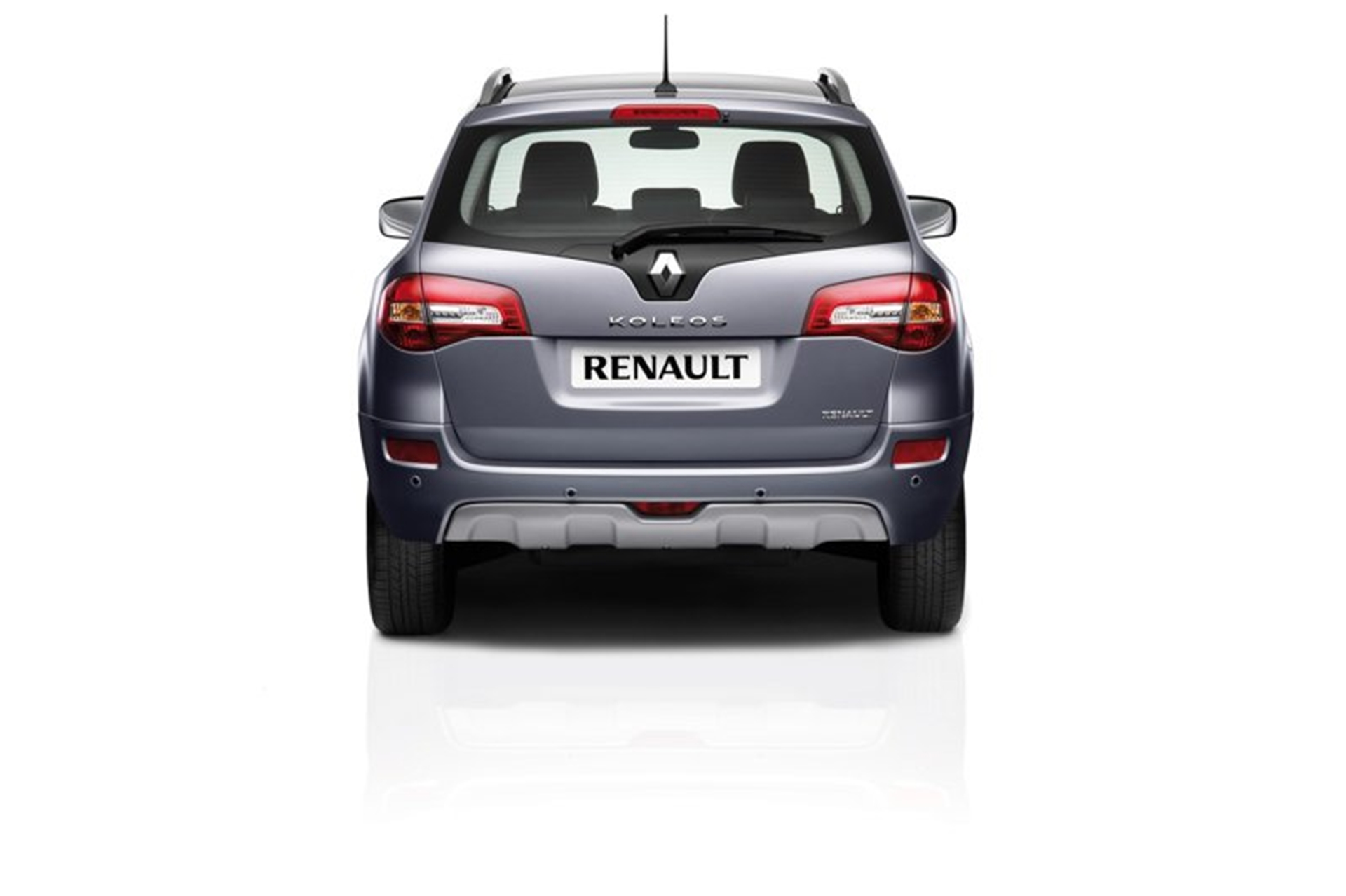 Renault Koleos Rear View