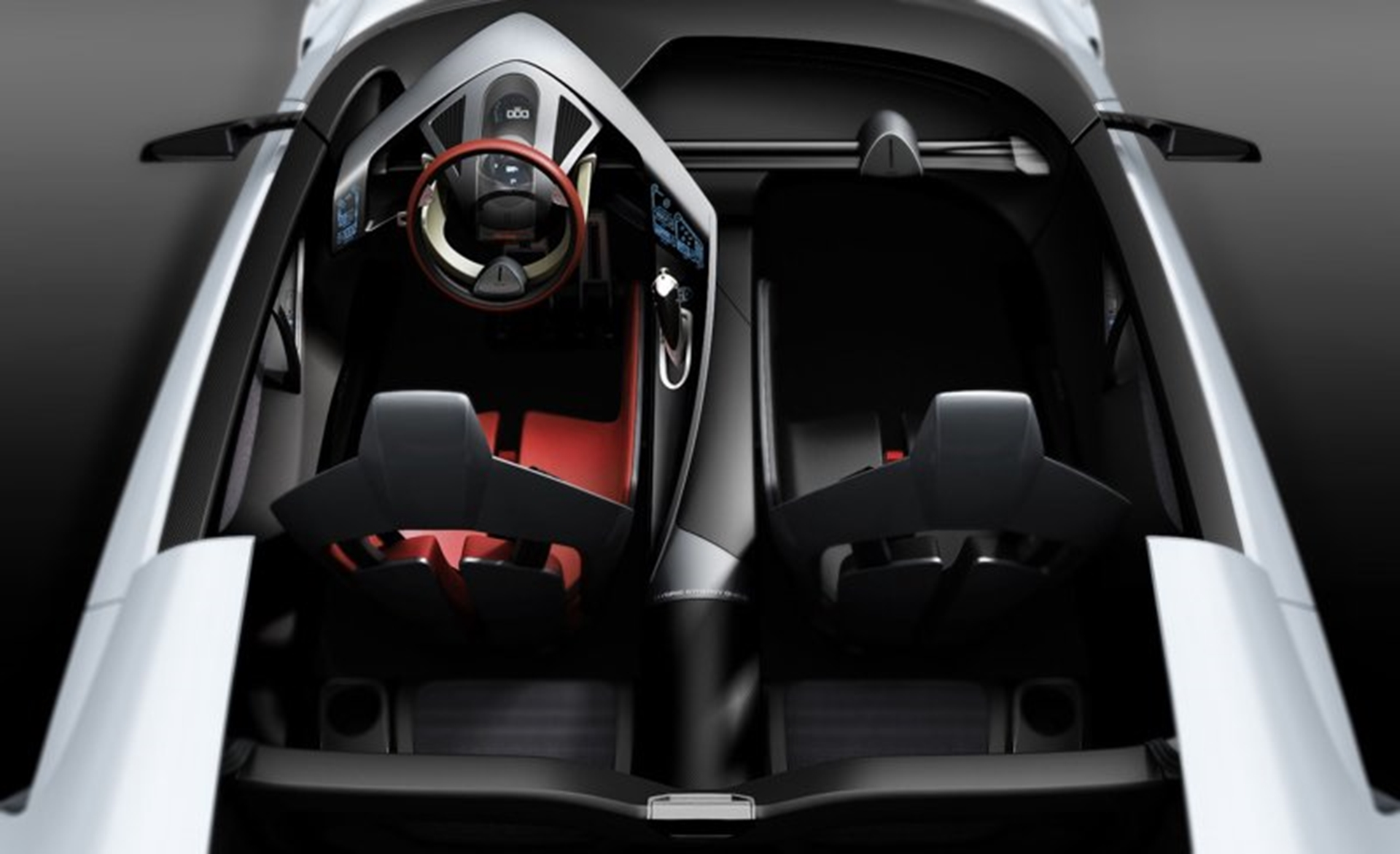 toyota ft hs concept eco friendly sports car. Black Bedroom Furniture Sets. Home Design Ideas