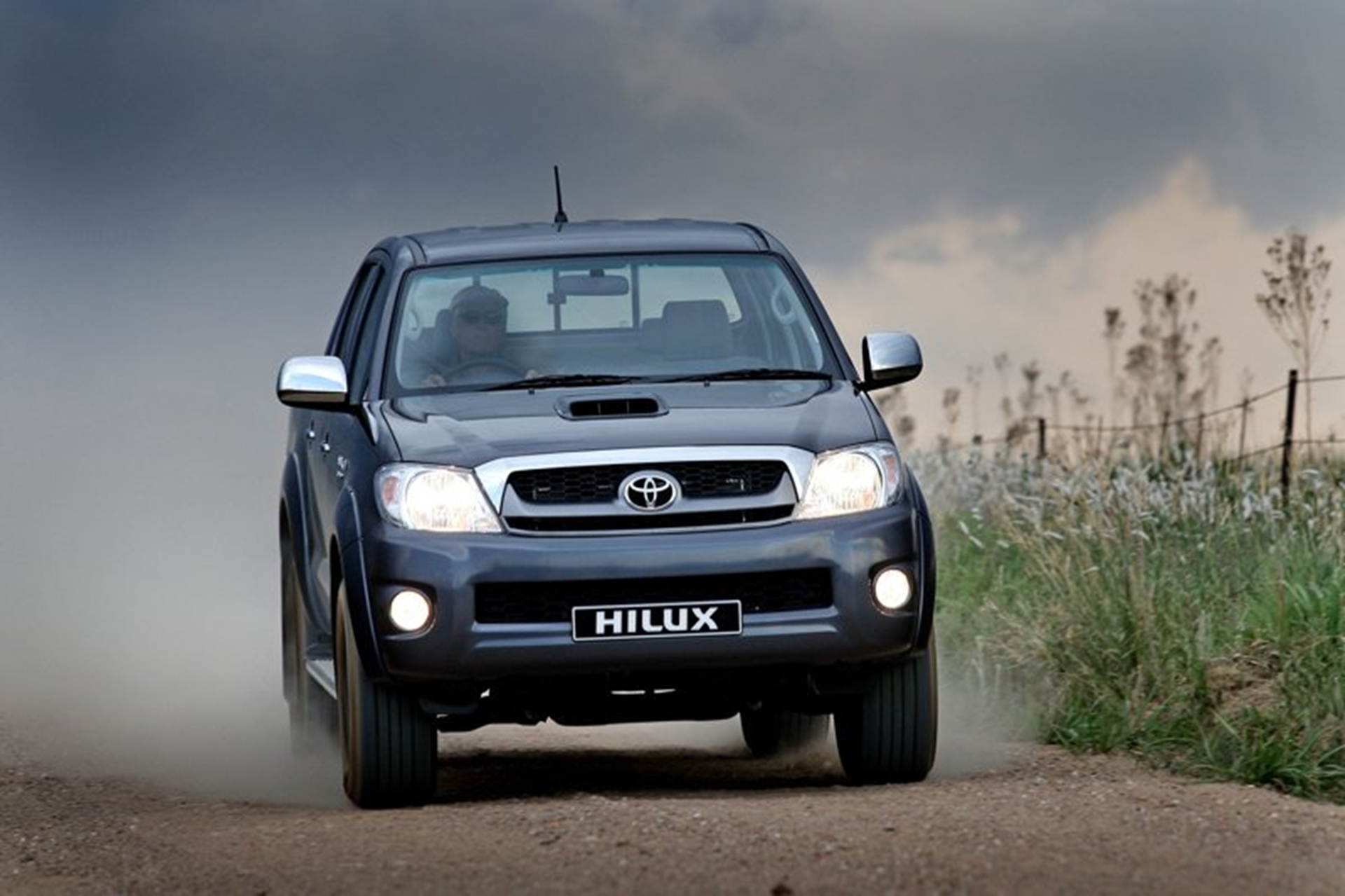 Toyota hilux South Africa