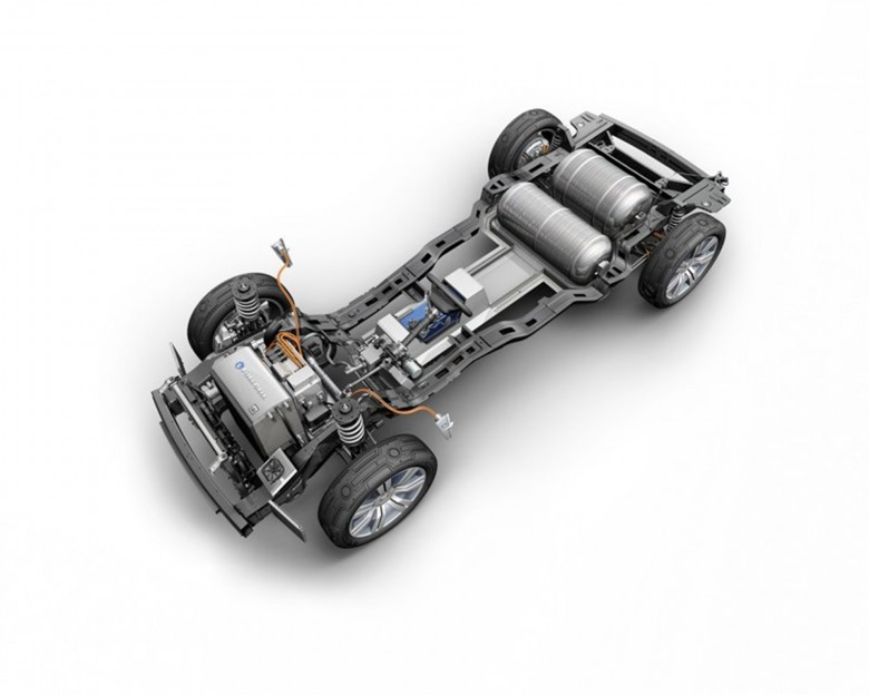 Cadillac Fuel Cell