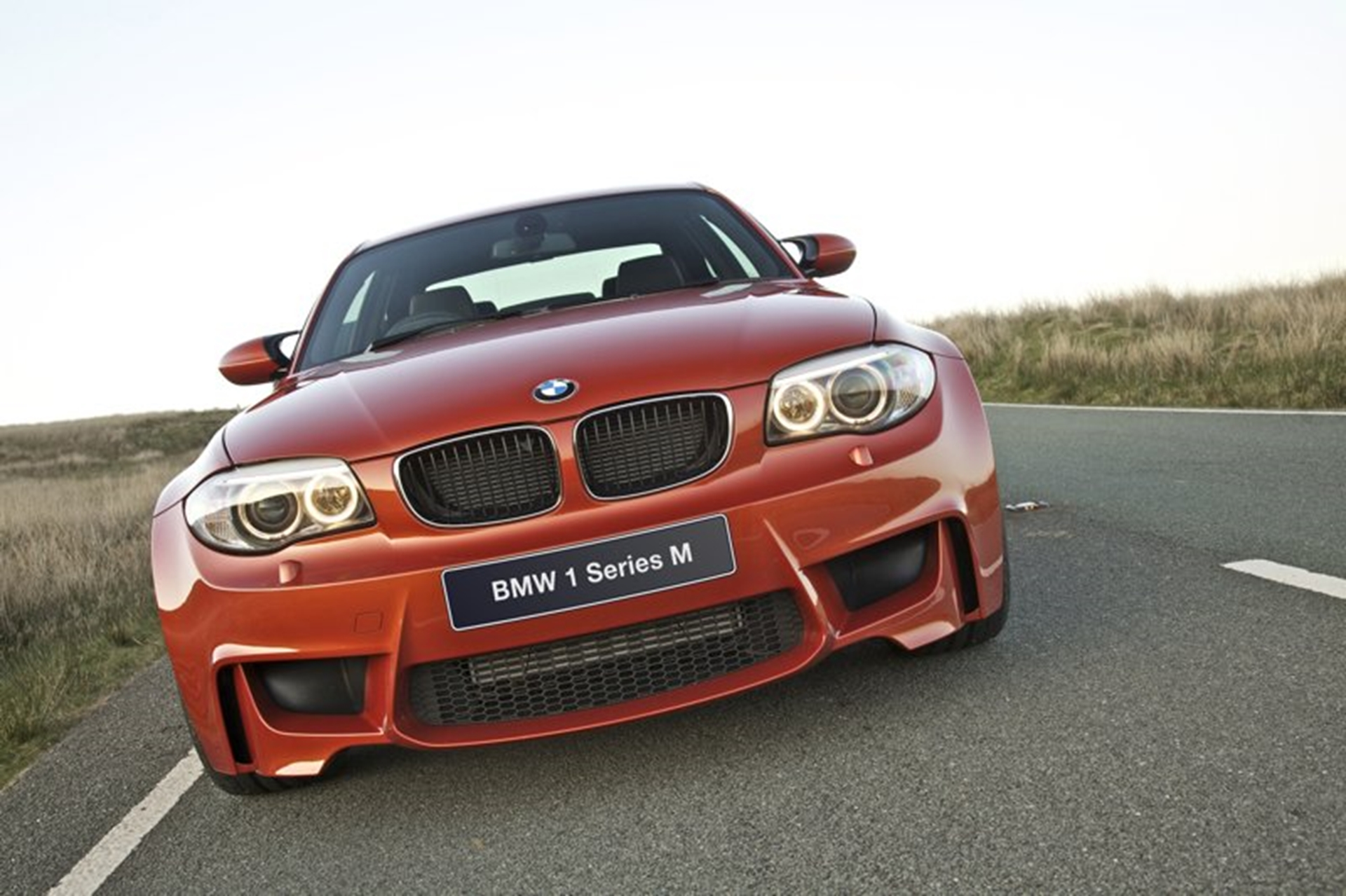 The new BMW 1 Series M Coupe