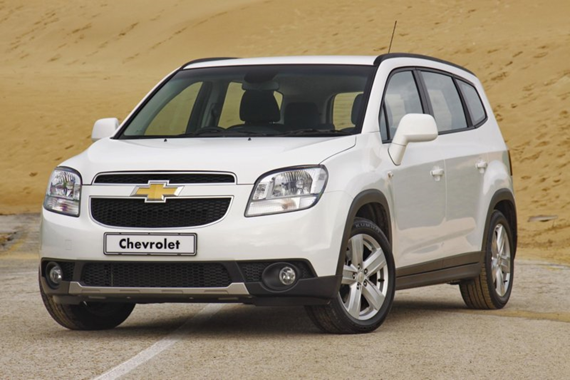 Chevrolet Orlando Stands Out From The Pack