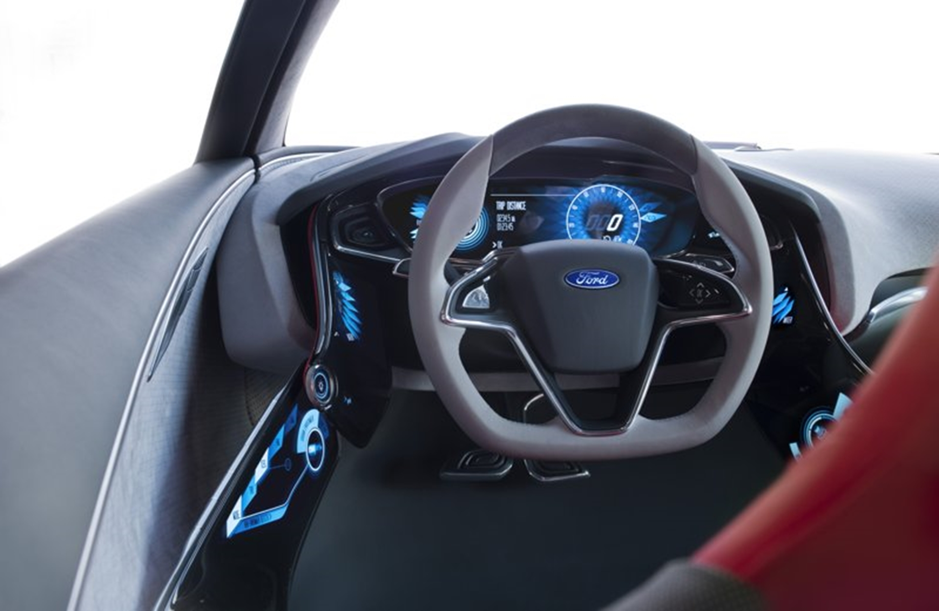 Ford Concept Cars 2011 Interior