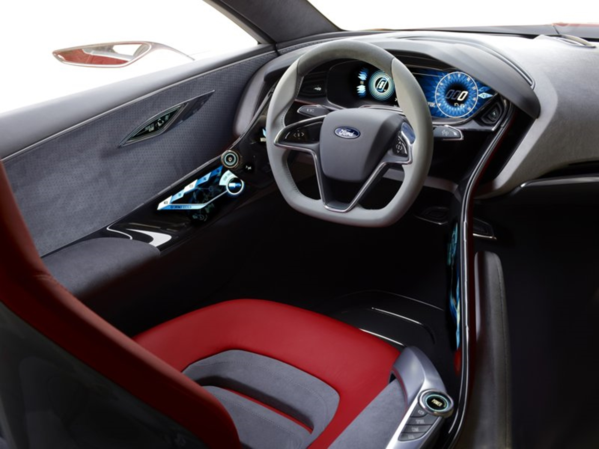 Ford Concept Car 2011 Interior