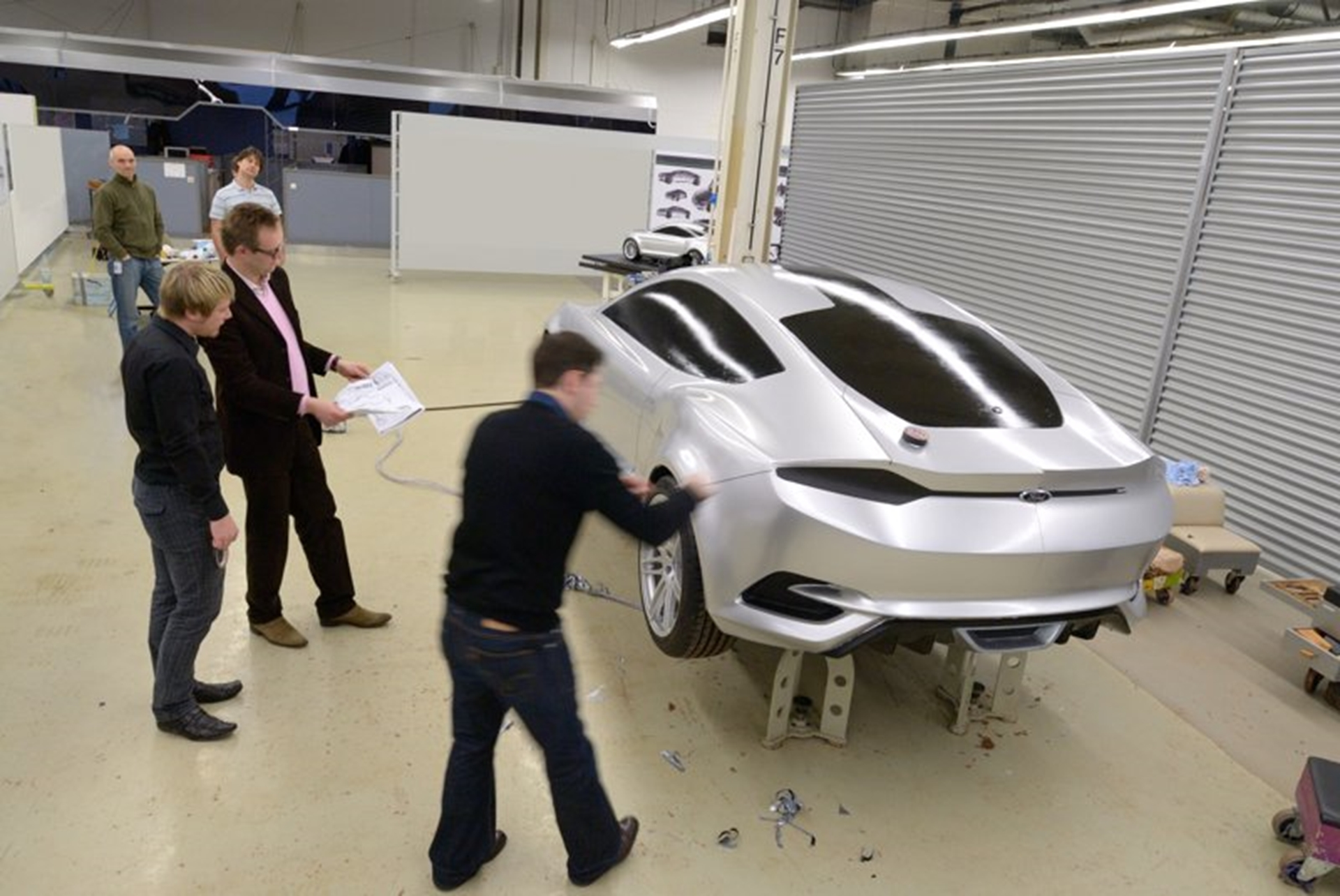 Ford Concept Cars Design 2011