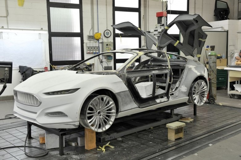Ford Concept Cars Factory
