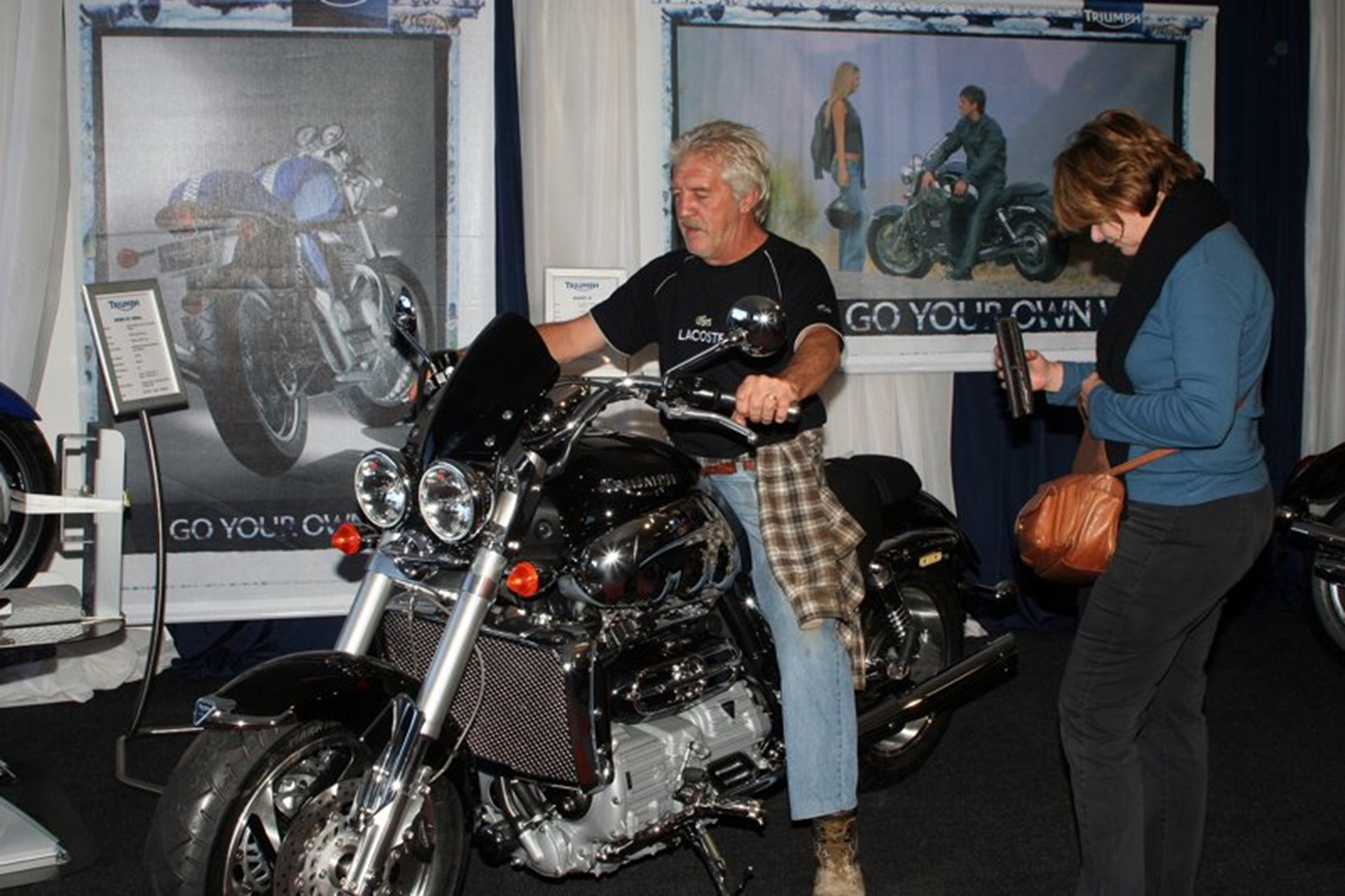 Motorcycle JHB Car Show 2011
