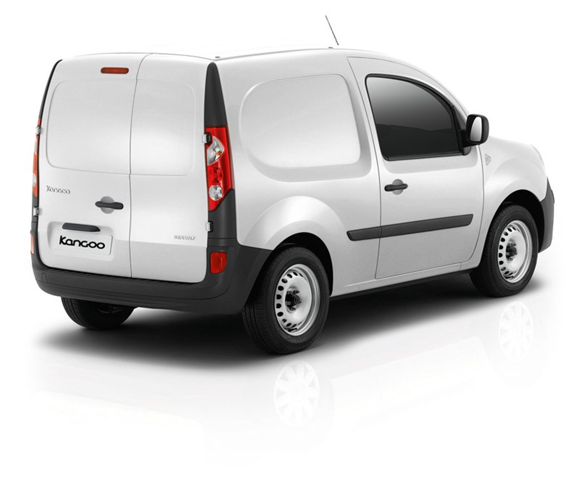 Renault Kangoo Rear View