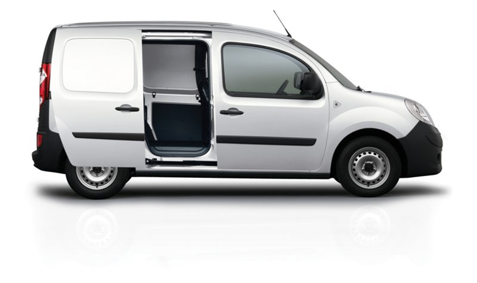 Renault Kangoo Side View