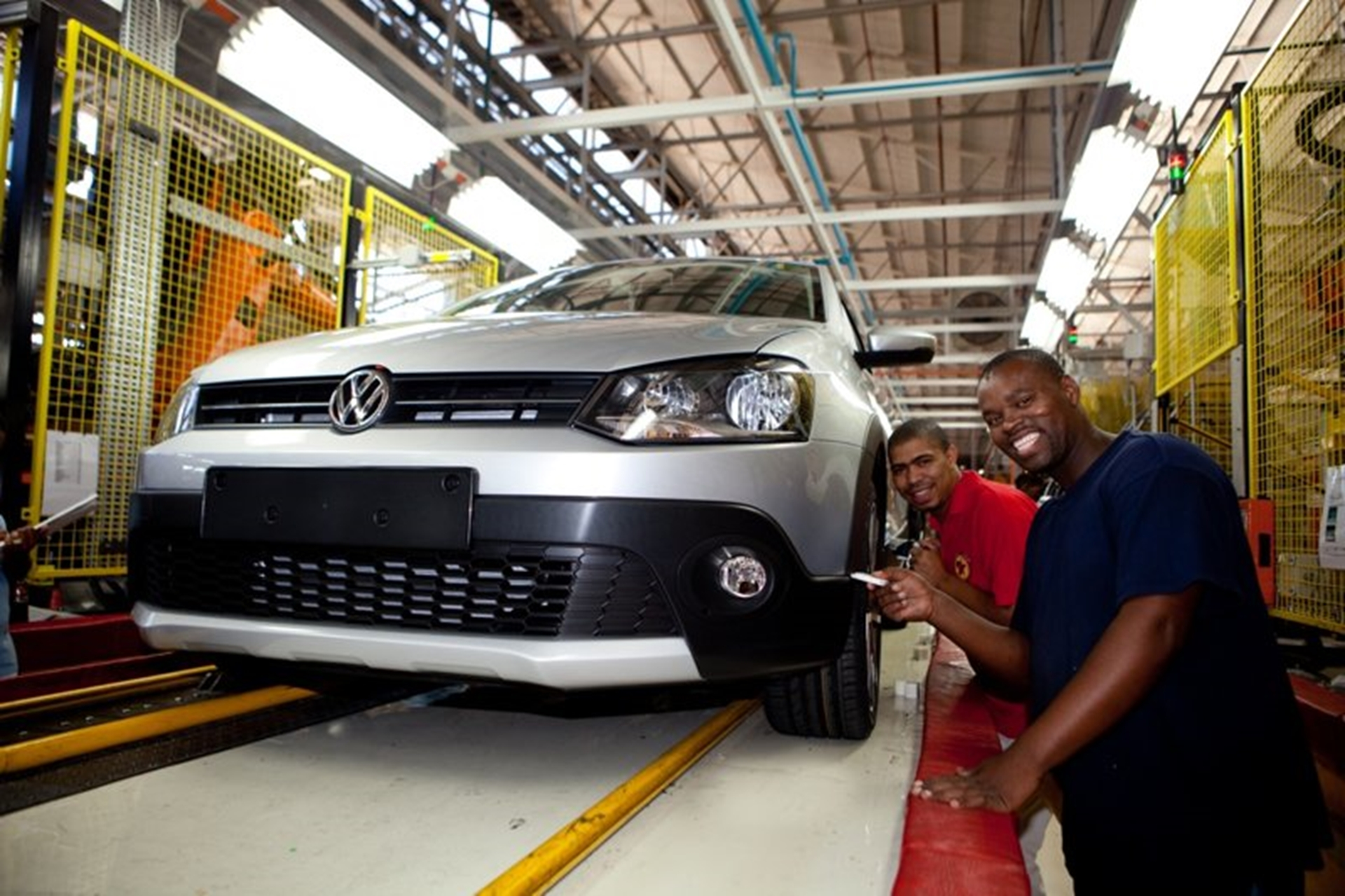 Volkswagen South Africa Manufacturing