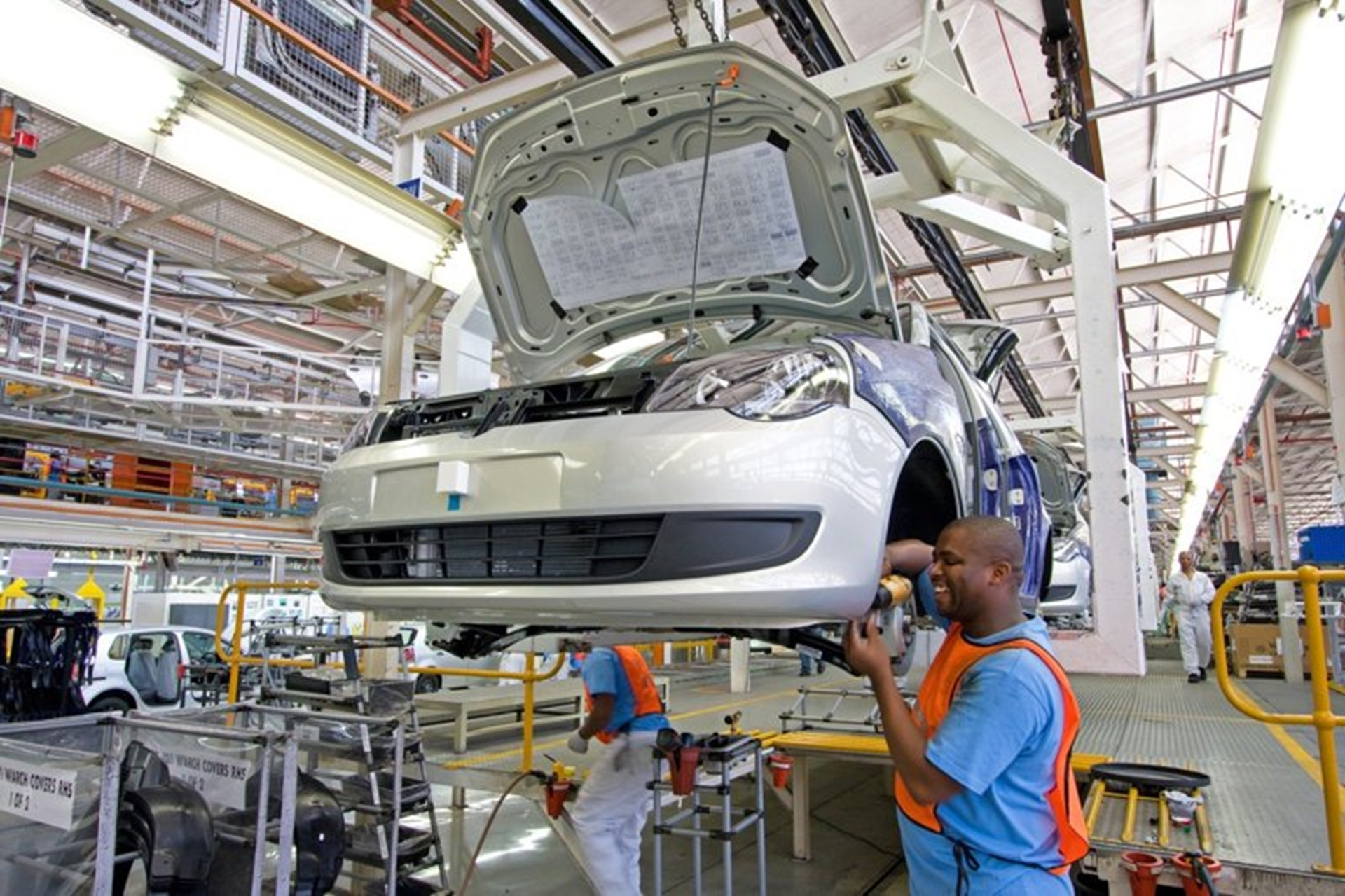 Volkswagen South Africa Manufacturing 2011