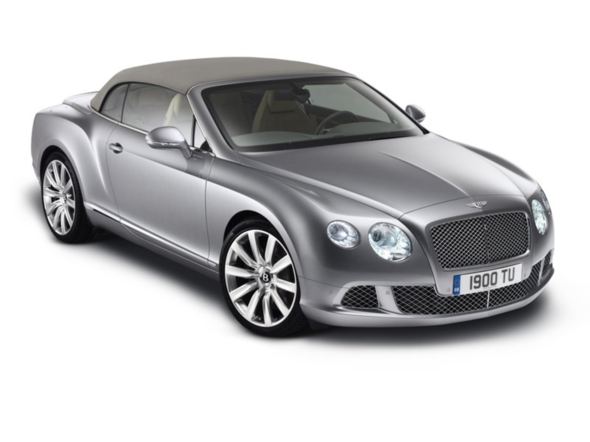 bentley exterior gtc 2011