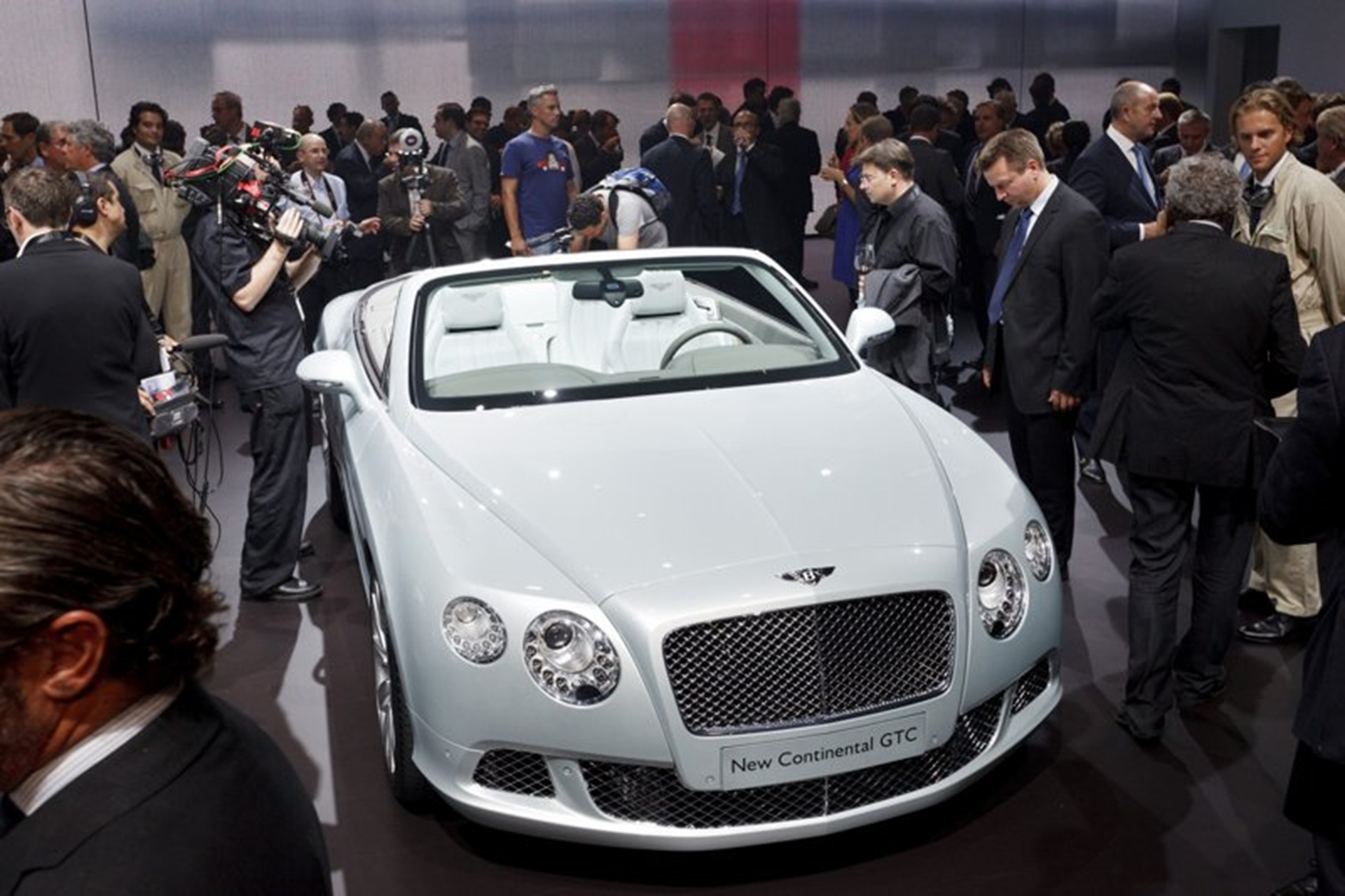 Bentley Frankfurt Motor