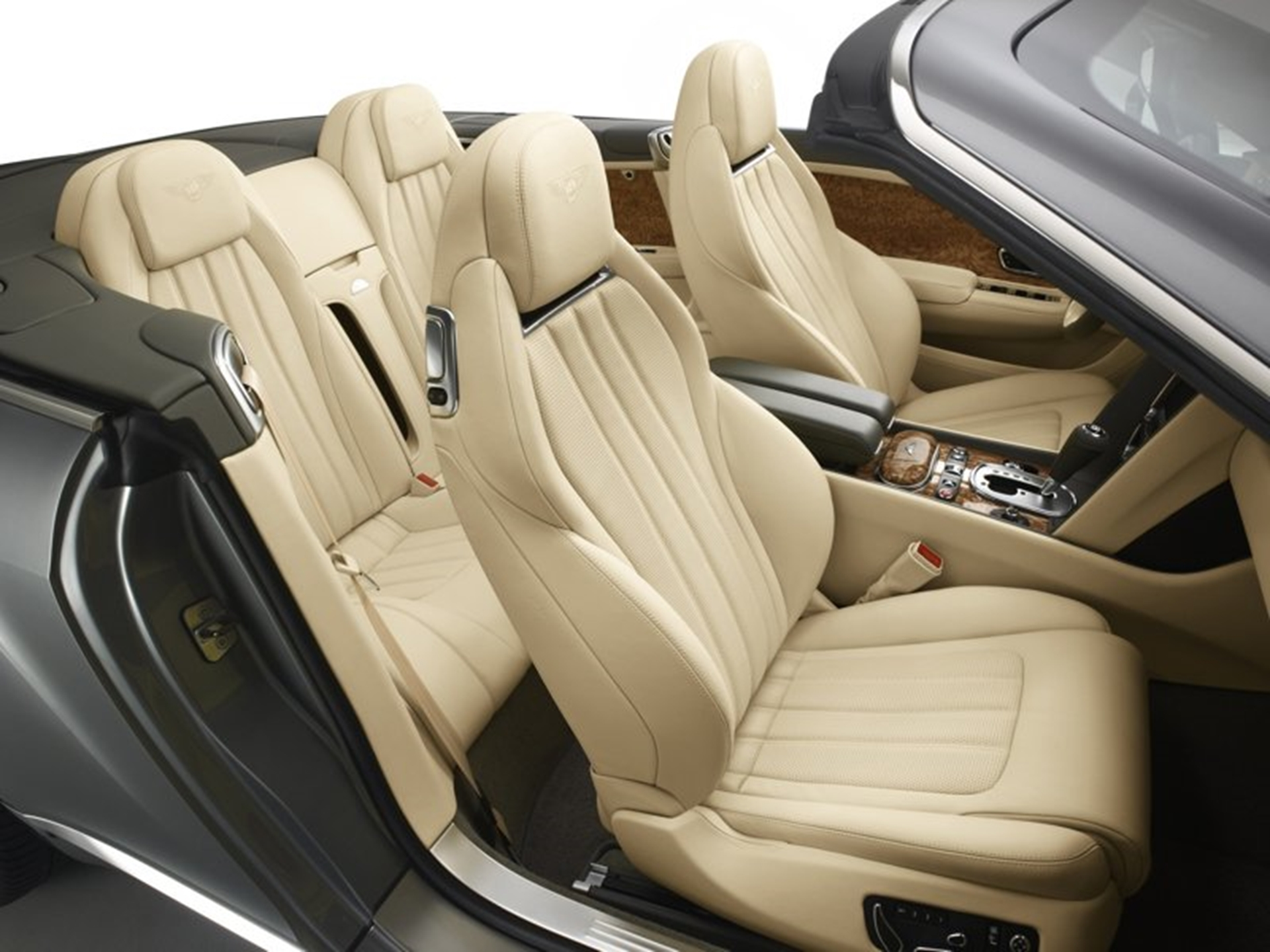 Bentley Interior GTC