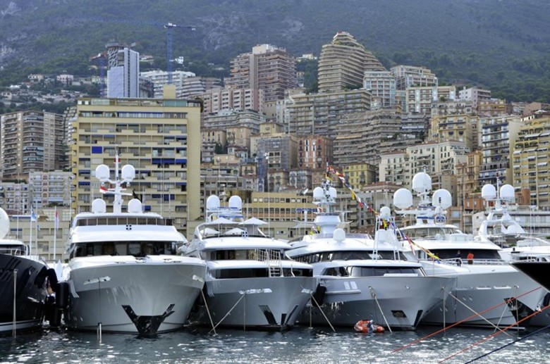 BMW at the Monaco Yacht Show