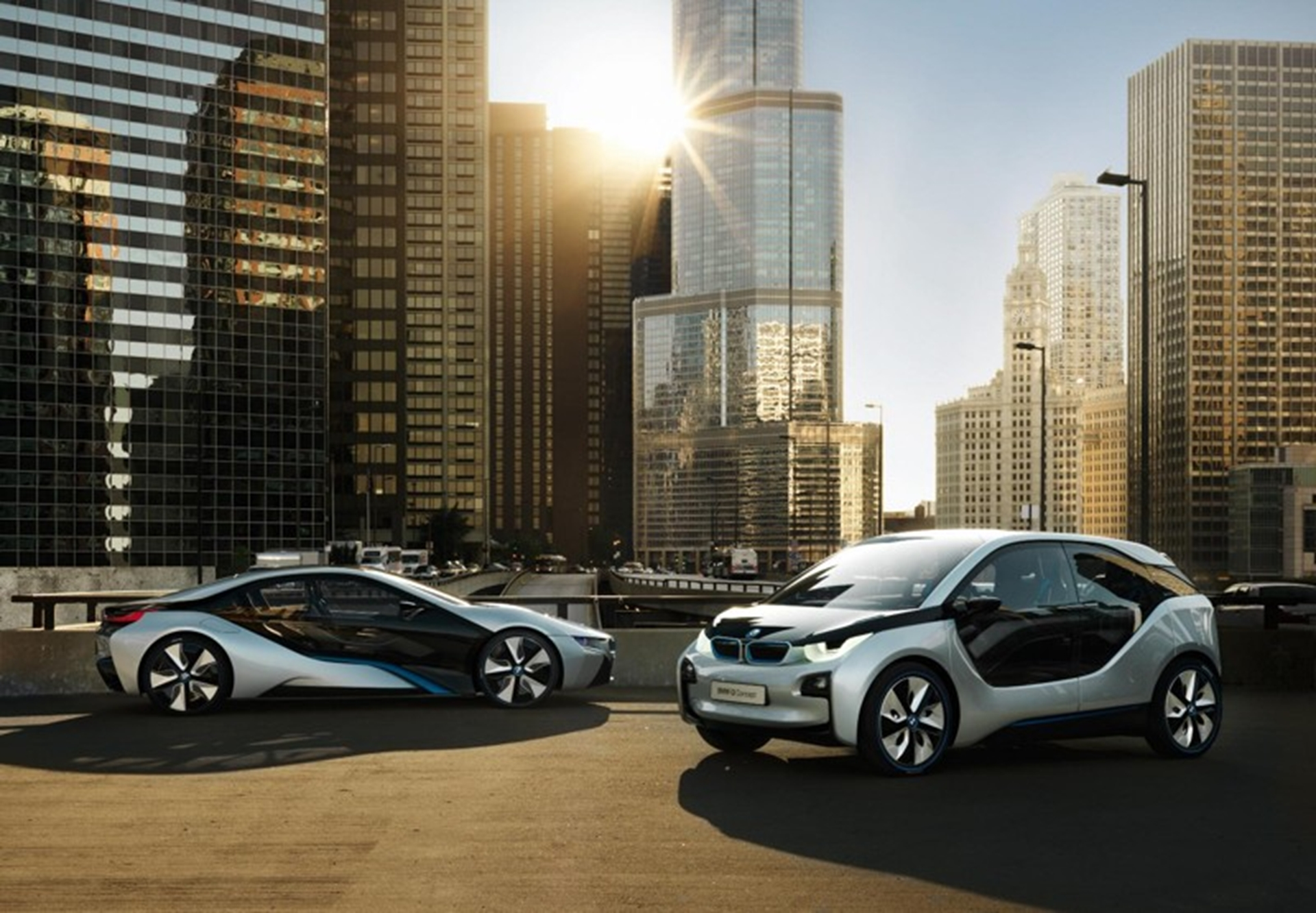 BMW I Is A Synonym For Visionary Vehicles And Mobility Services,  Inspirational Design And For A New Interpretation Of The Premium Concept,  Strongly Defined ...