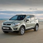 PUBLIC TO GET FIRST GLIMPSE OF FORD KUGA AT JOHANNESBURG MOTOR SHOW