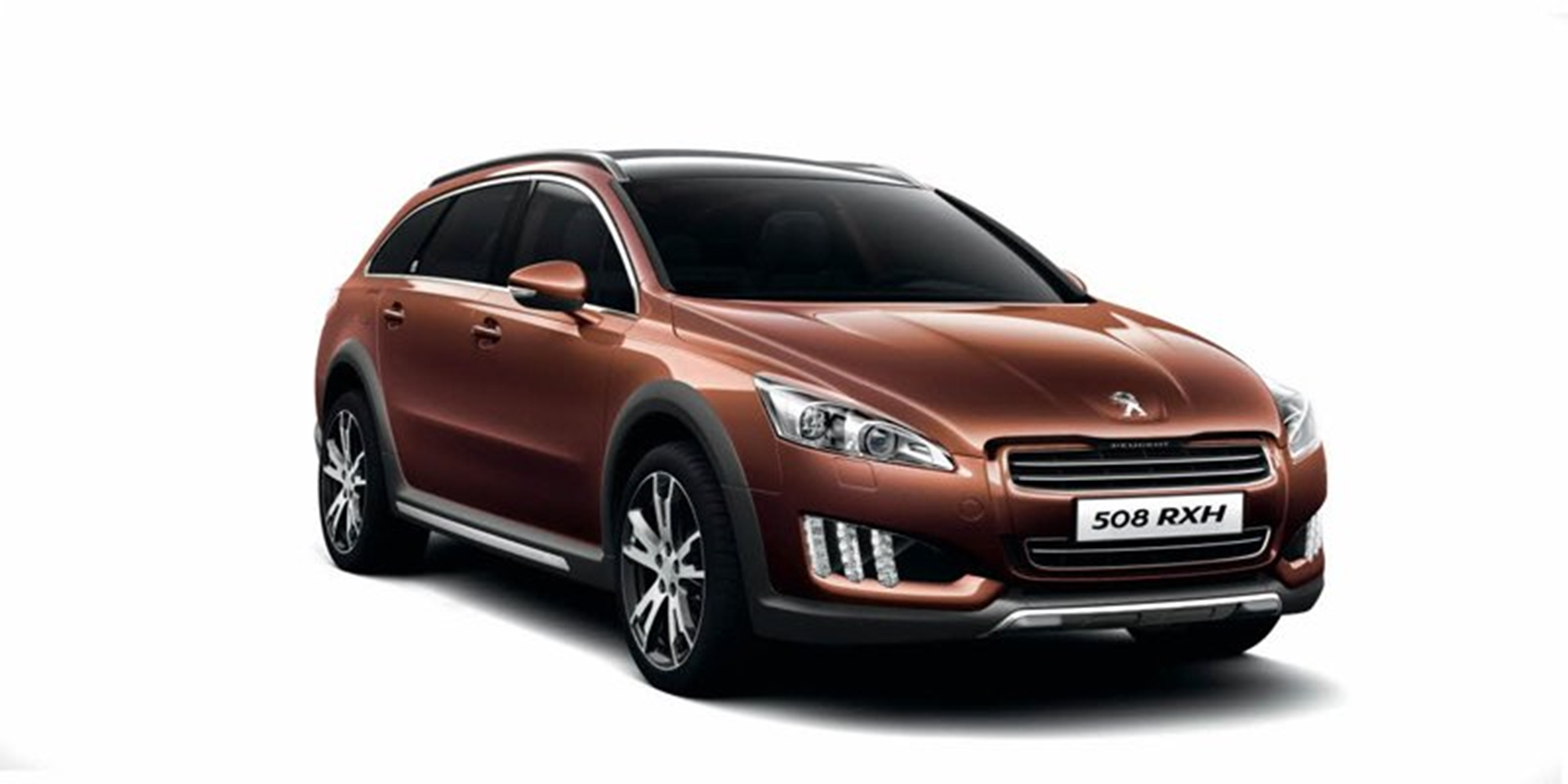 3d car shows peugeot 508 rxh limited edition goes on sale. Black Bedroom Furniture Sets. Home Design Ideas