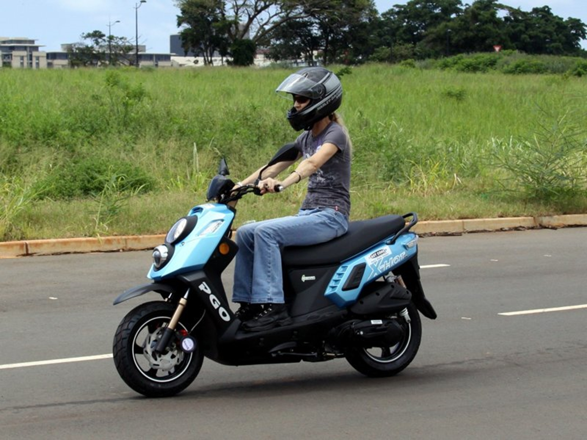 Scooters 2011