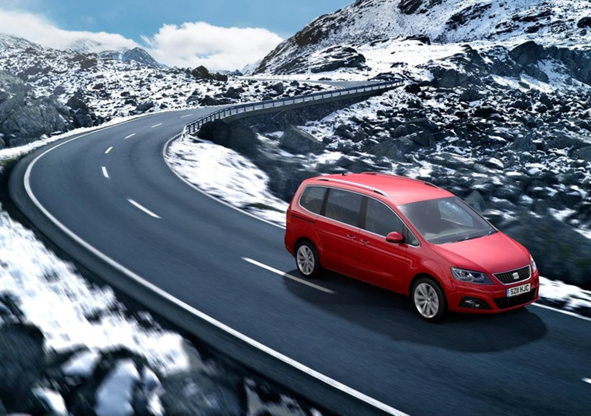 SEAT Support Winter Campaign 2011