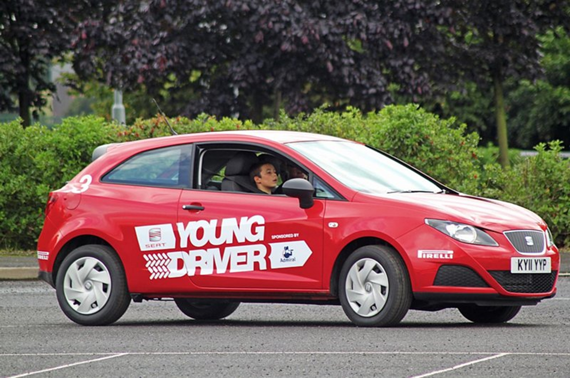SEAT Young Driver