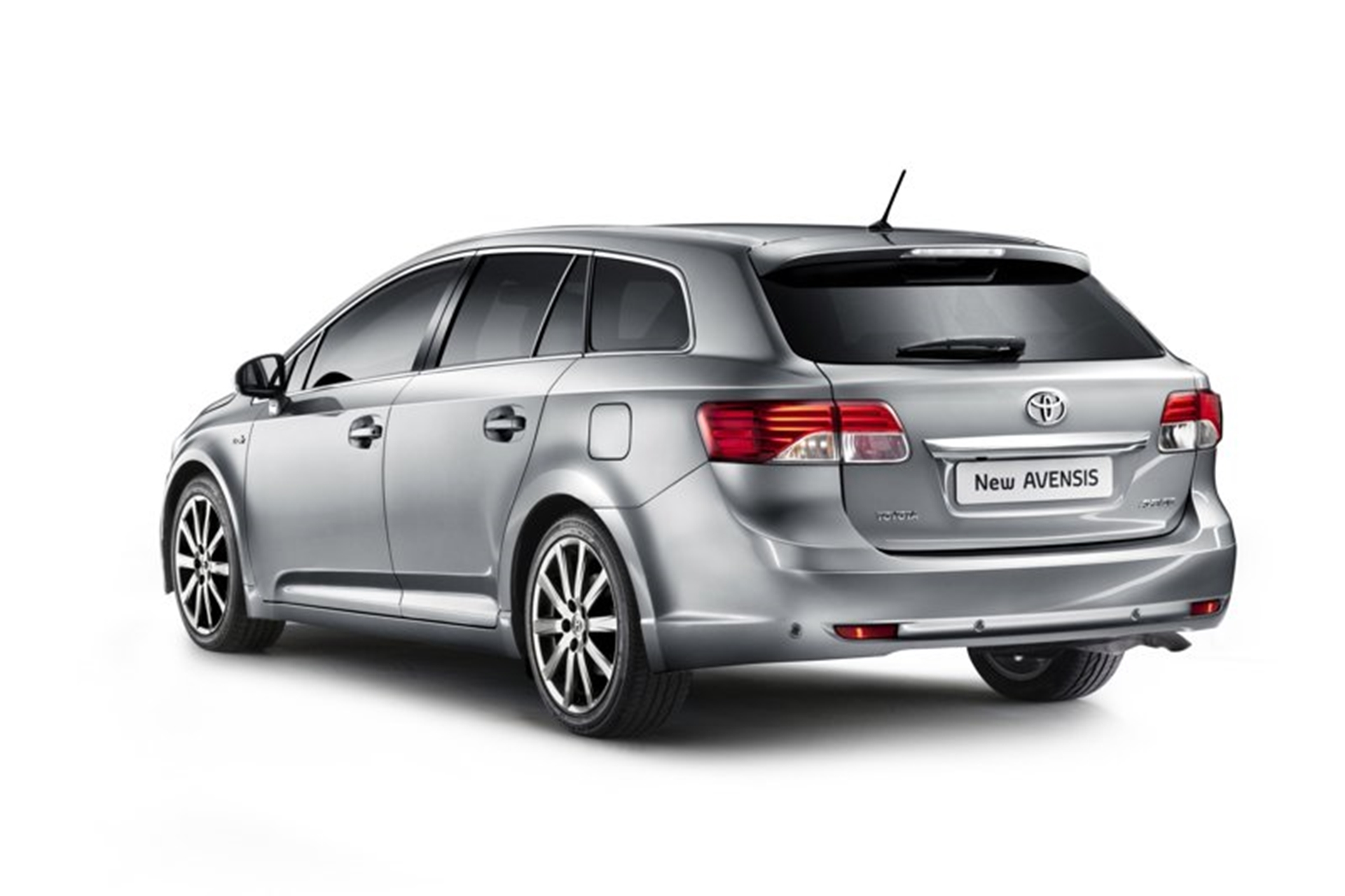 Toyota Avensis 2011 New