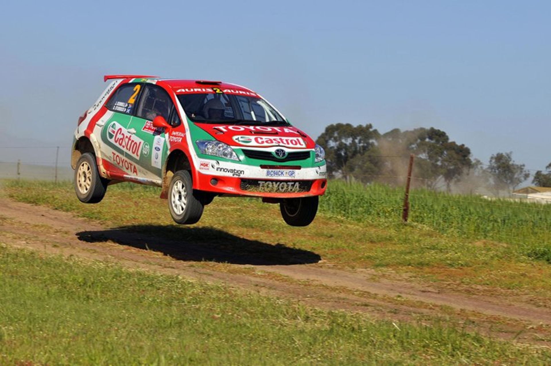 Toyota Racing 2011 South Africa