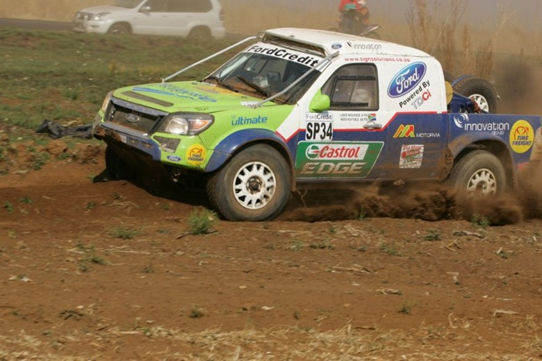 Ford Racing 2011