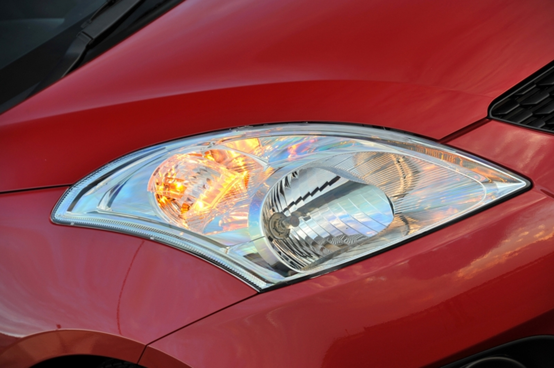 Suzuki Swift Lights
