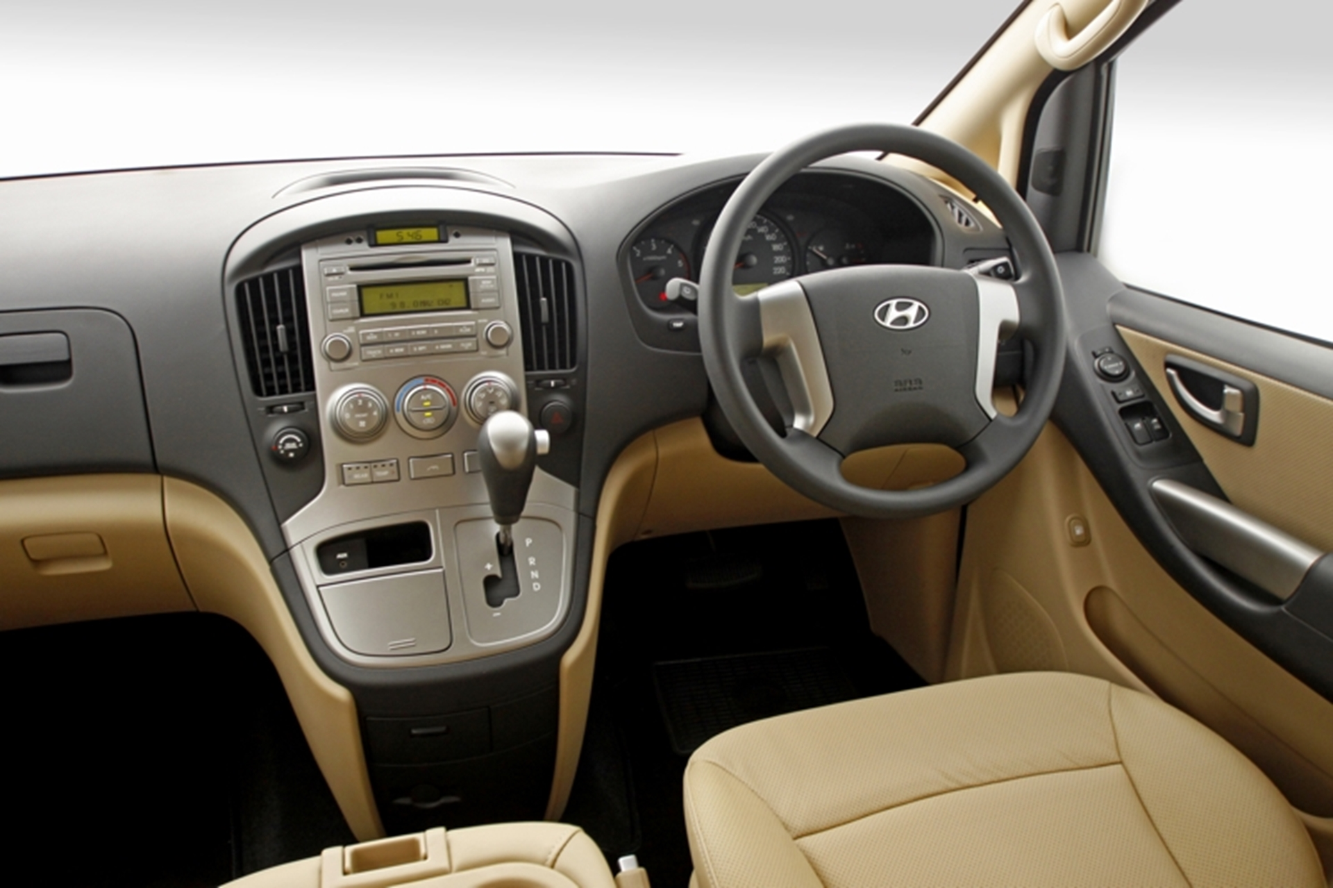 Instruments Panel Hyundai H1