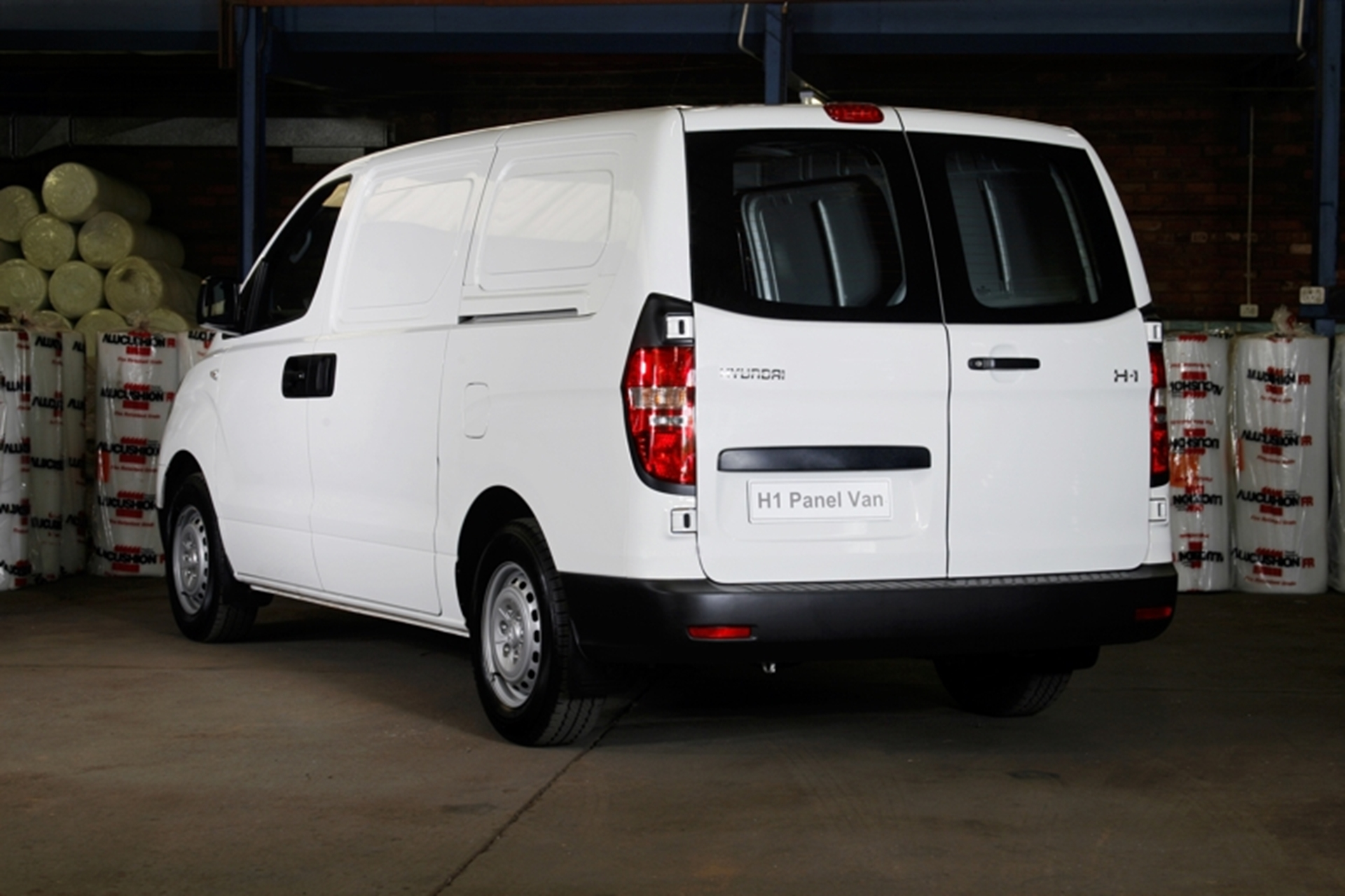 Hyundai H1 Panel Van Ticks All The Right Boxes