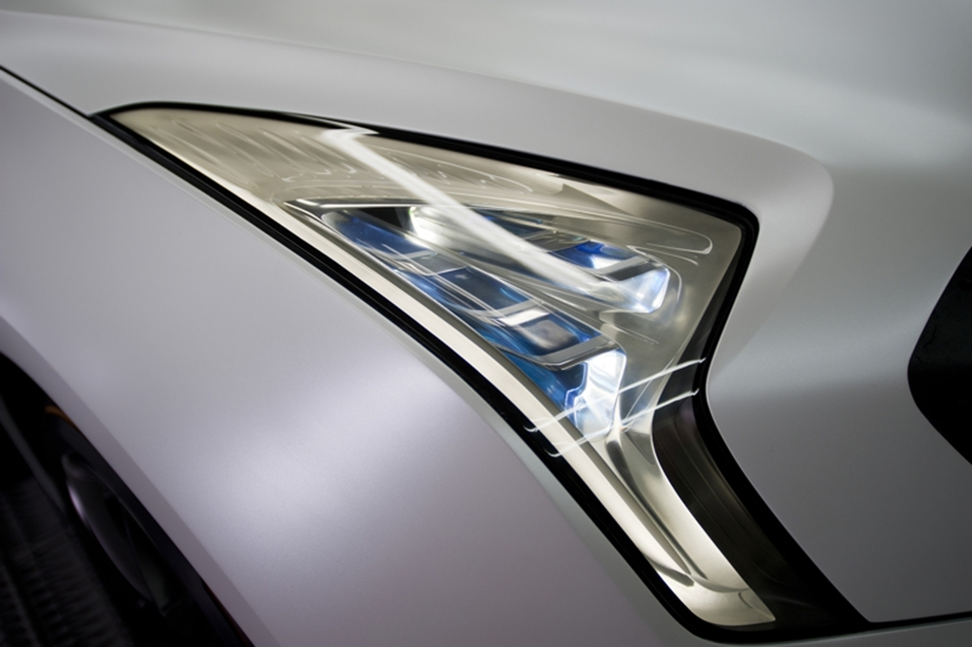 Hyundai Curb Concept Lights
