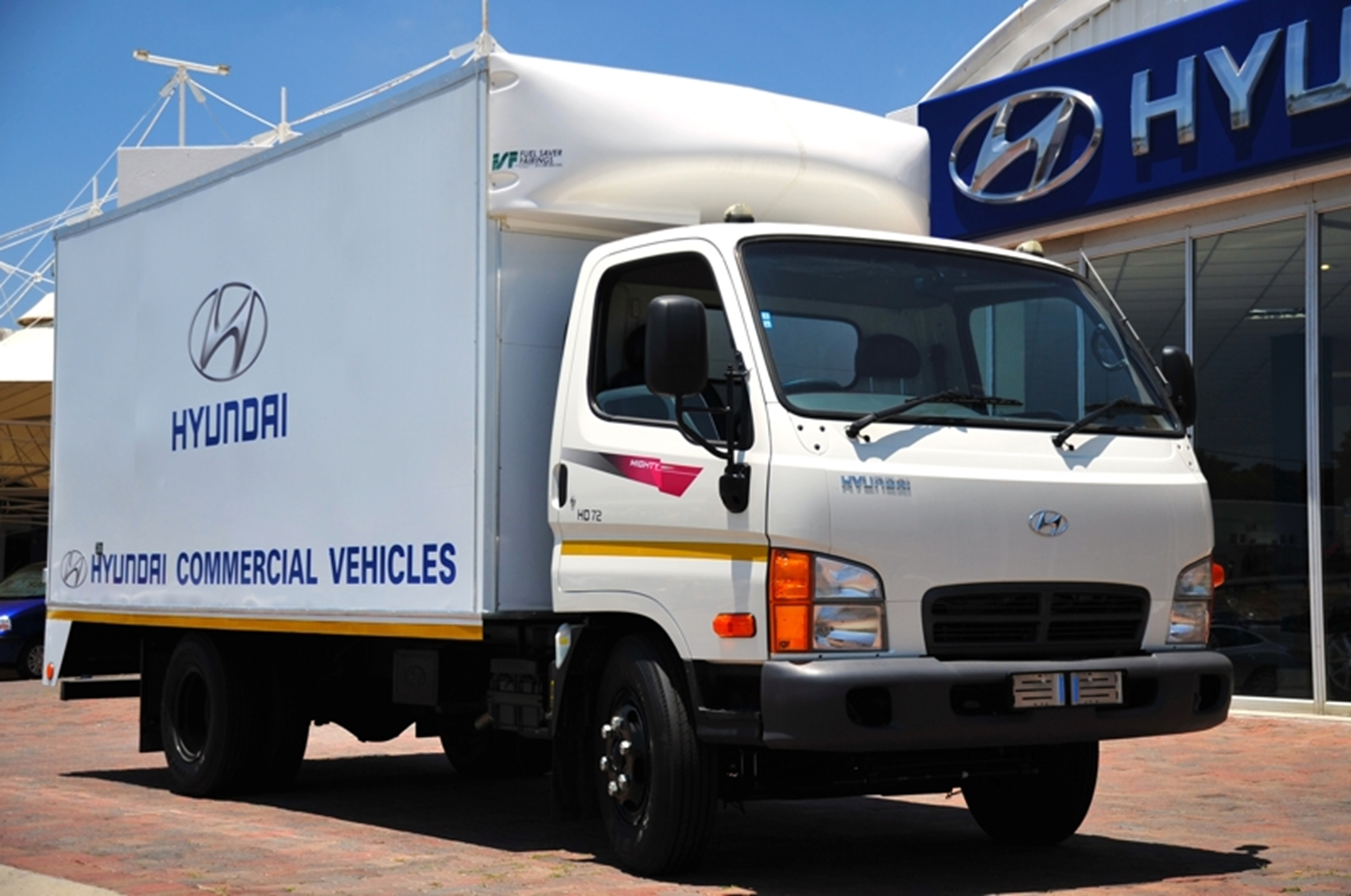 Hyundai HD72 Commercial Vehicles