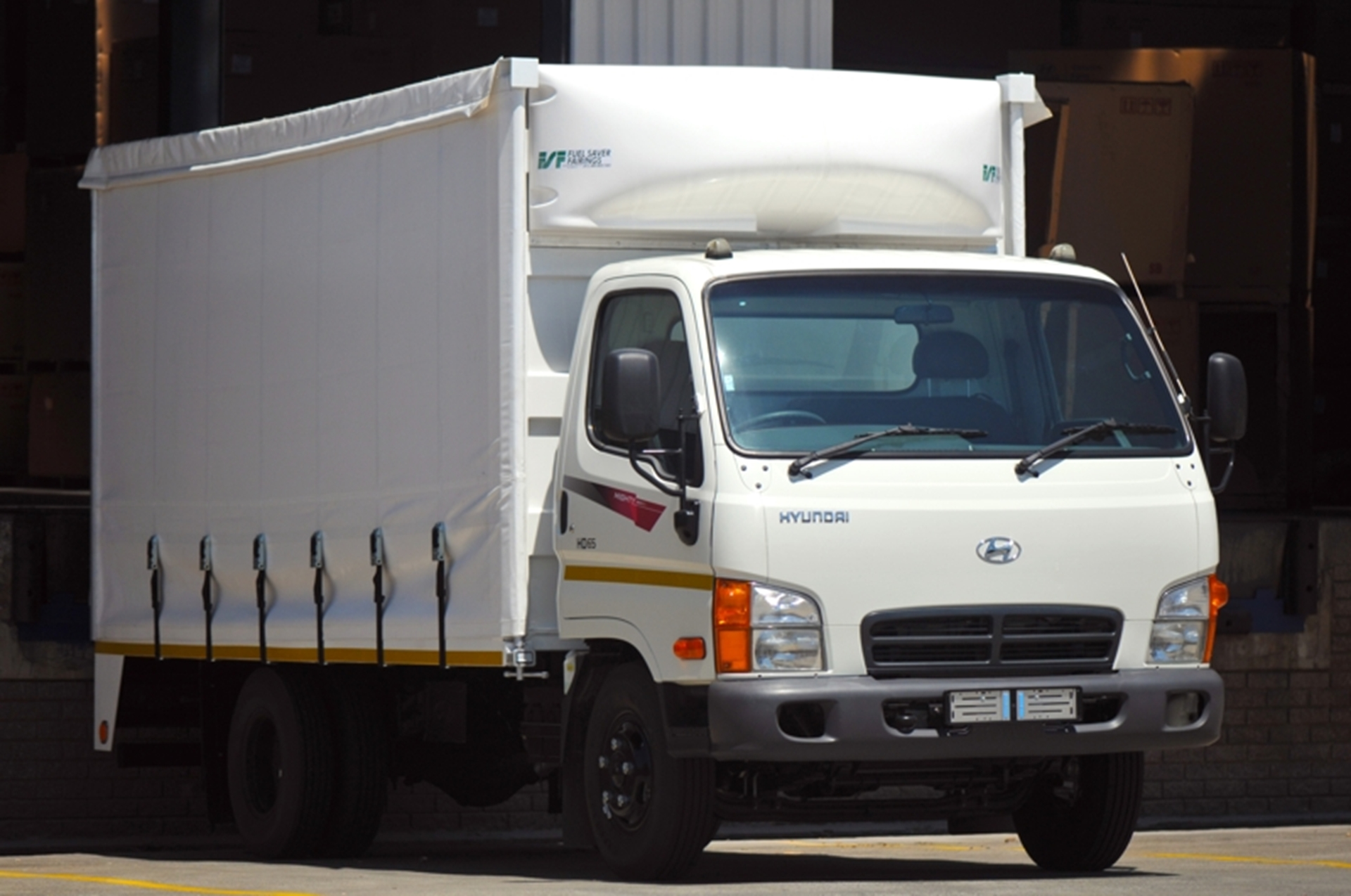 Hyundai HD65 Commercial Vehicles
